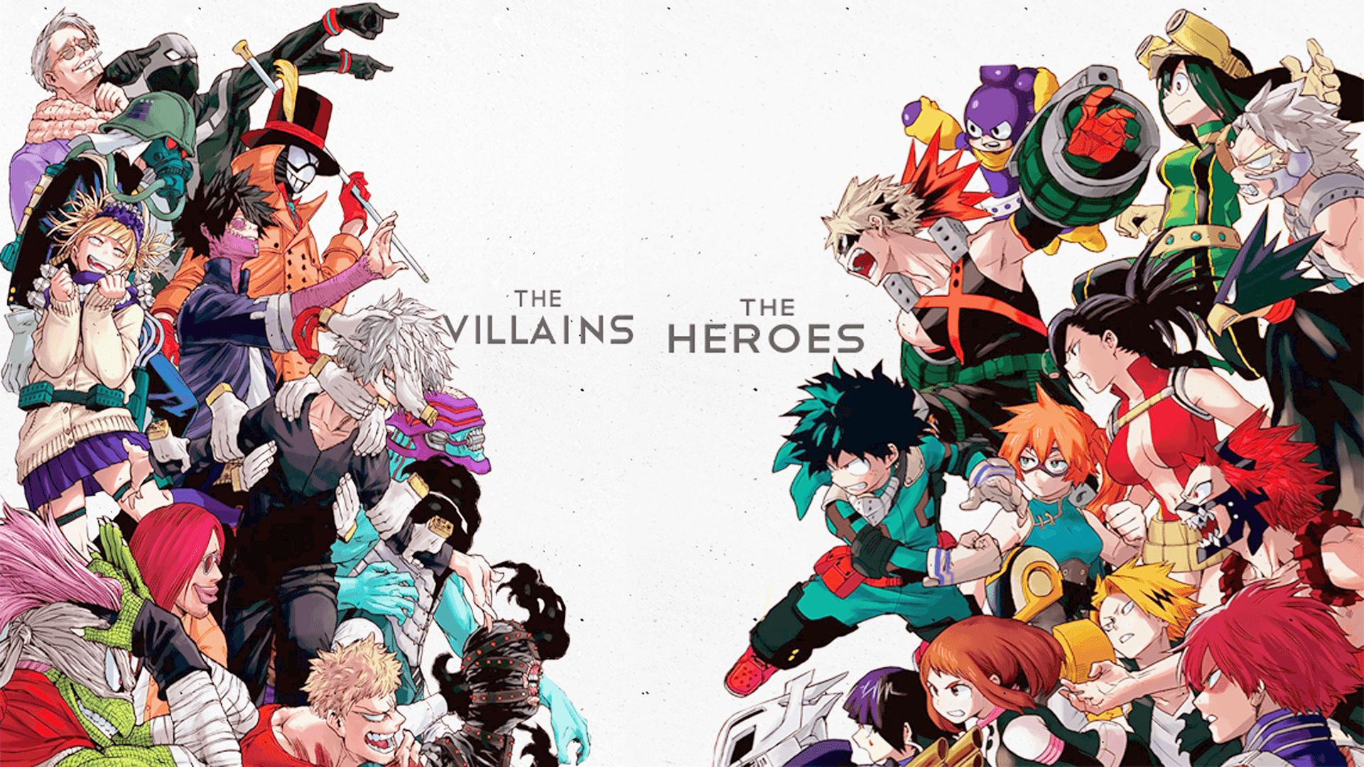 Boku No Hero Academia Wallpapers