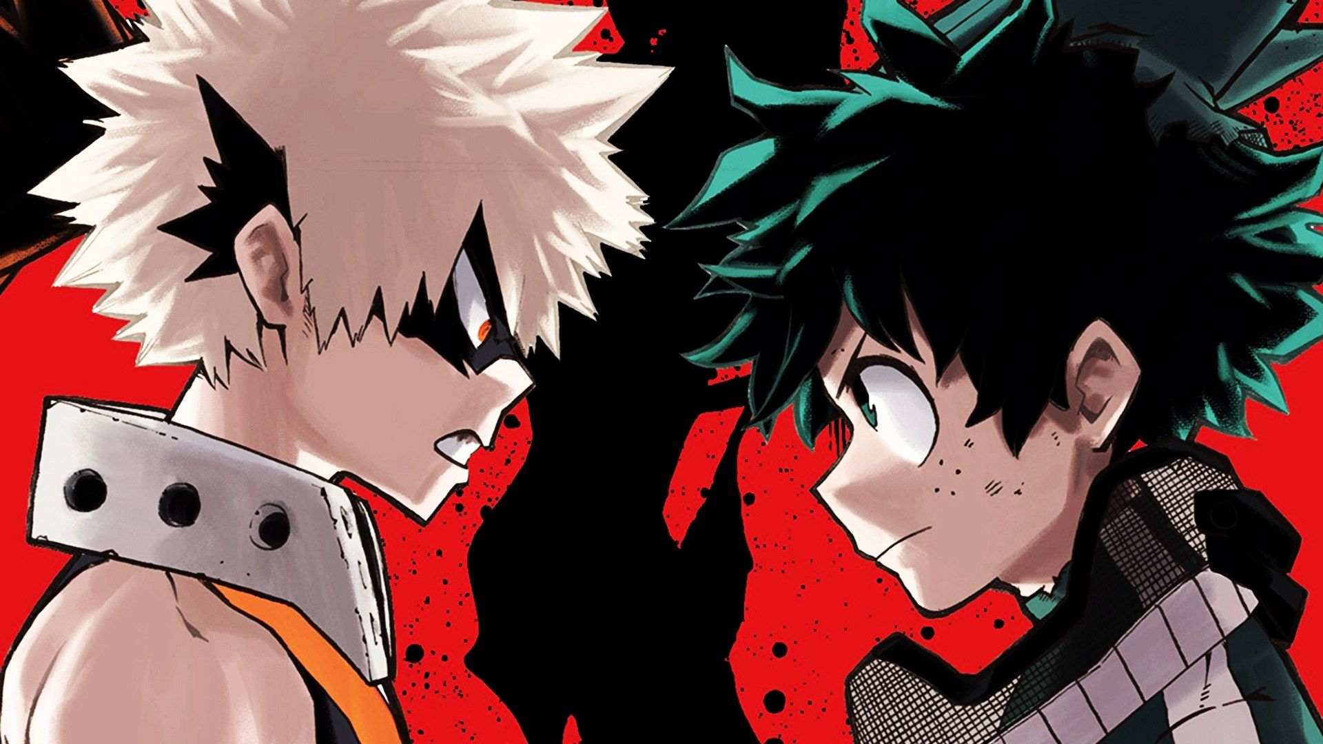 Boku No Hero Academia Two Heroes