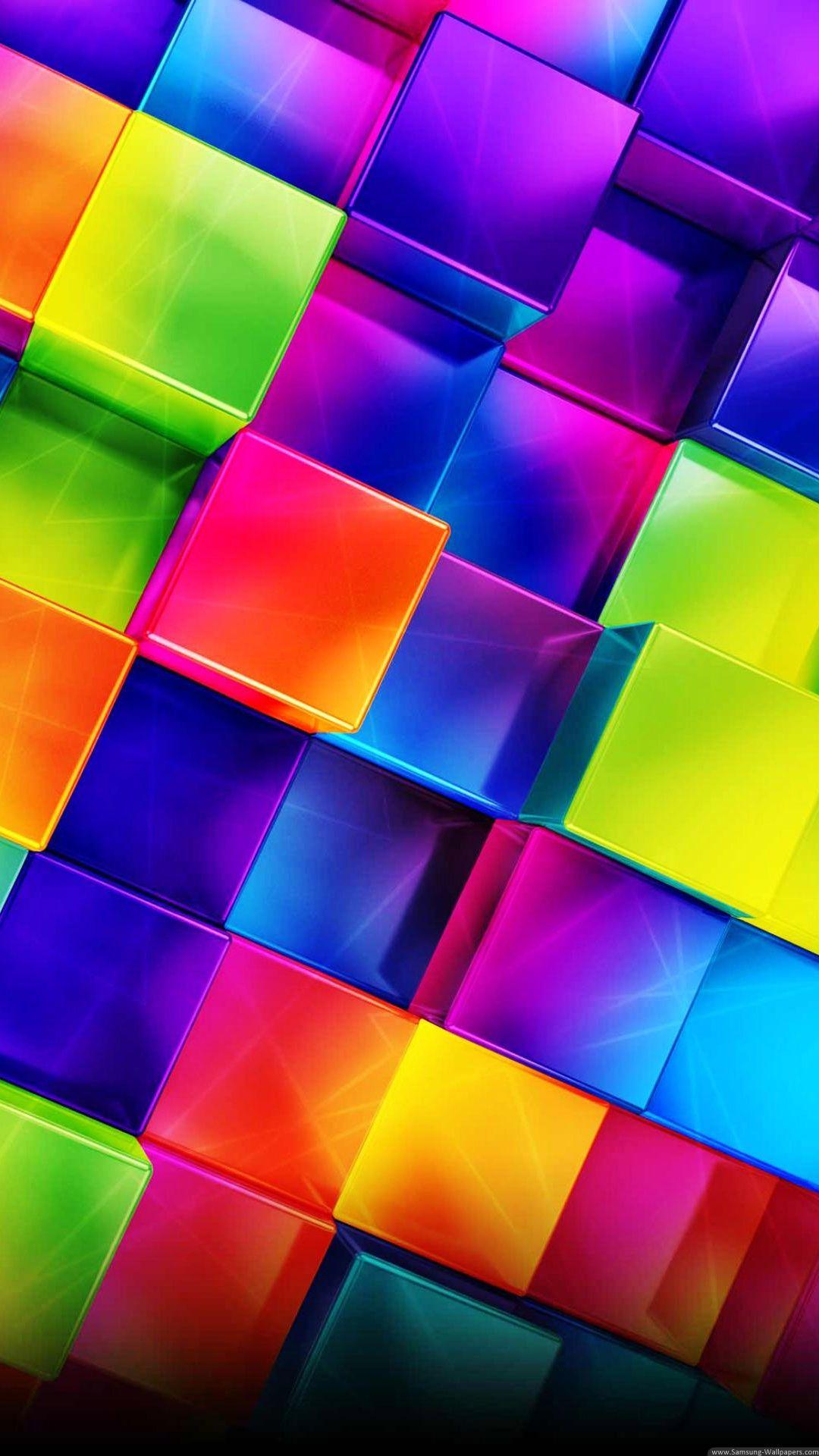 Bright Wallpaper Vertical