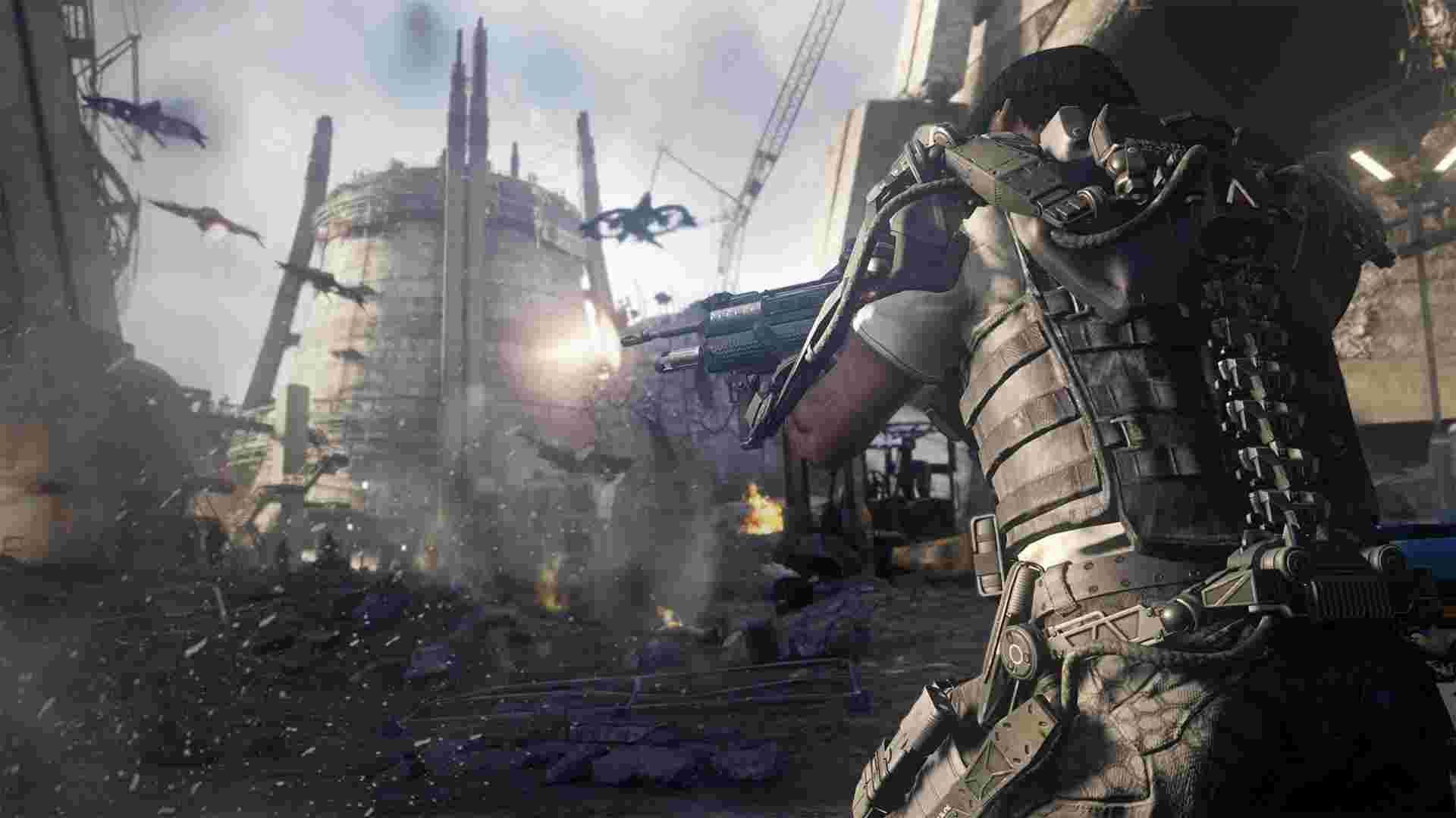 Call Of Duty Advanced Warfare Wallpaper