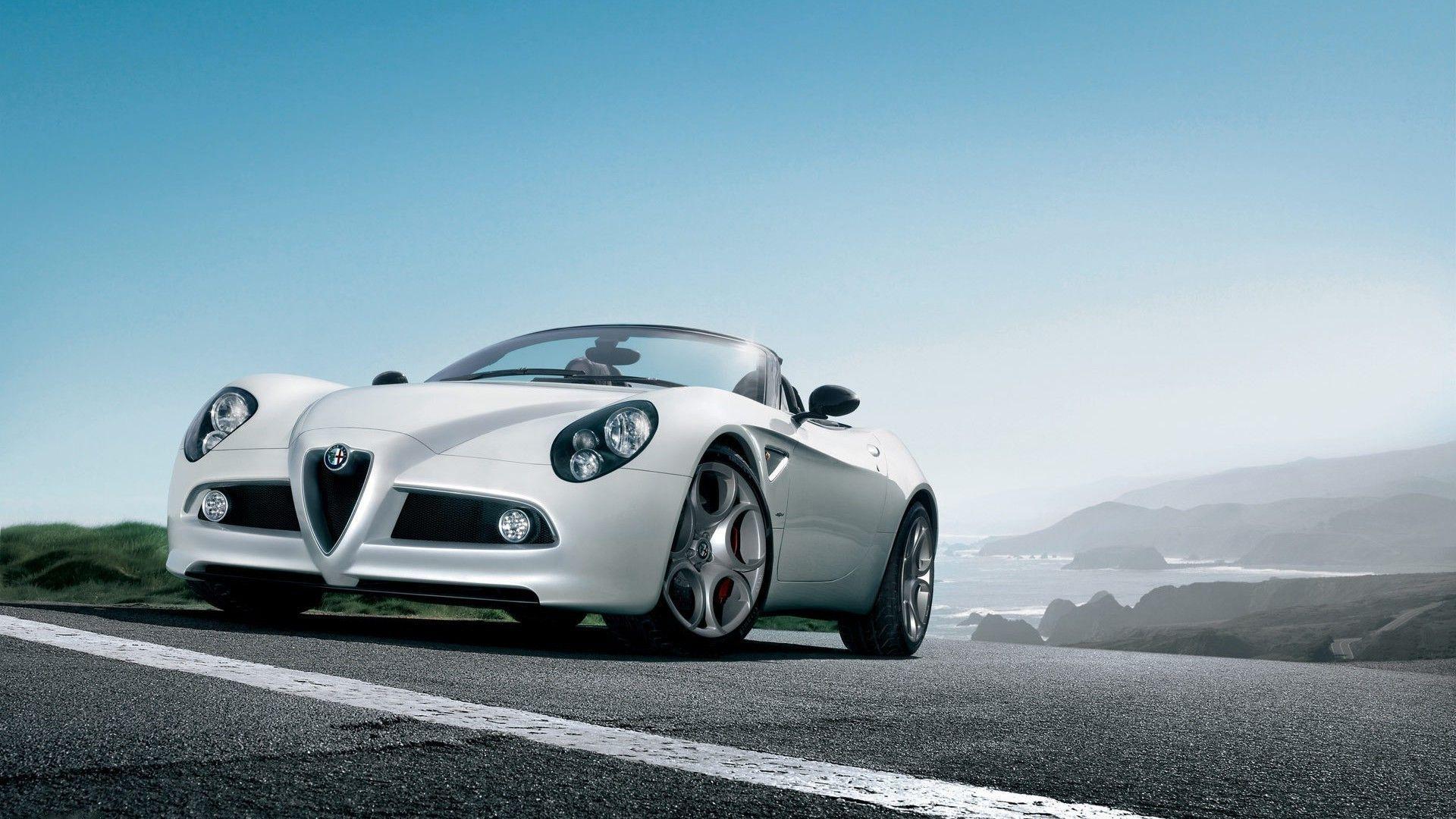 Car Alfa Romeo 2