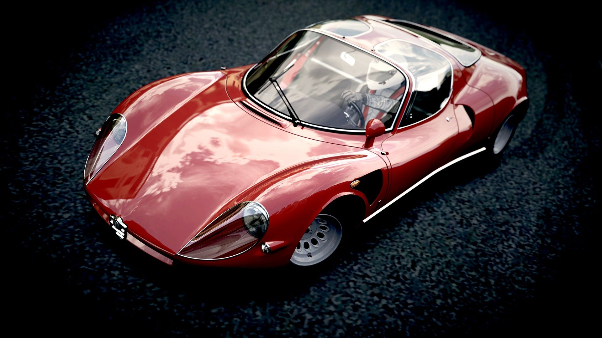 Car Alfa Romeo