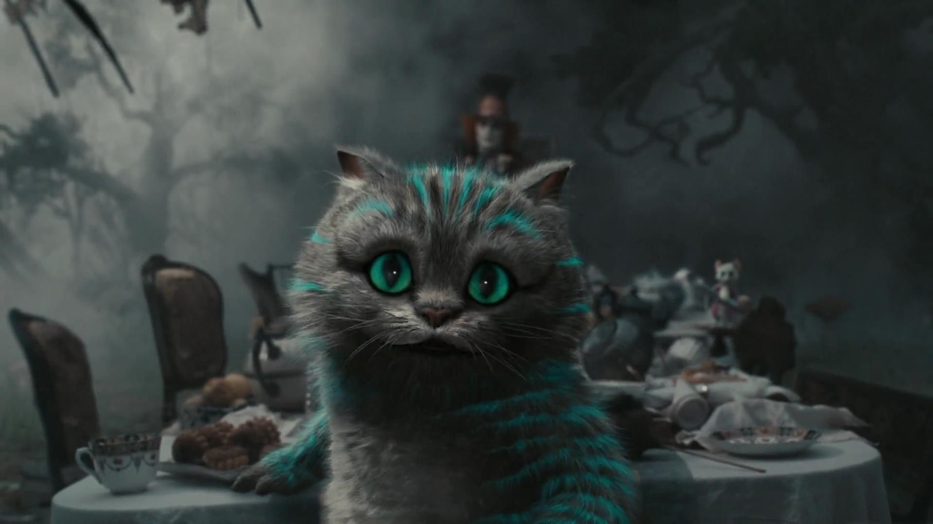 Cat From Alice In Wonderland Pictures
