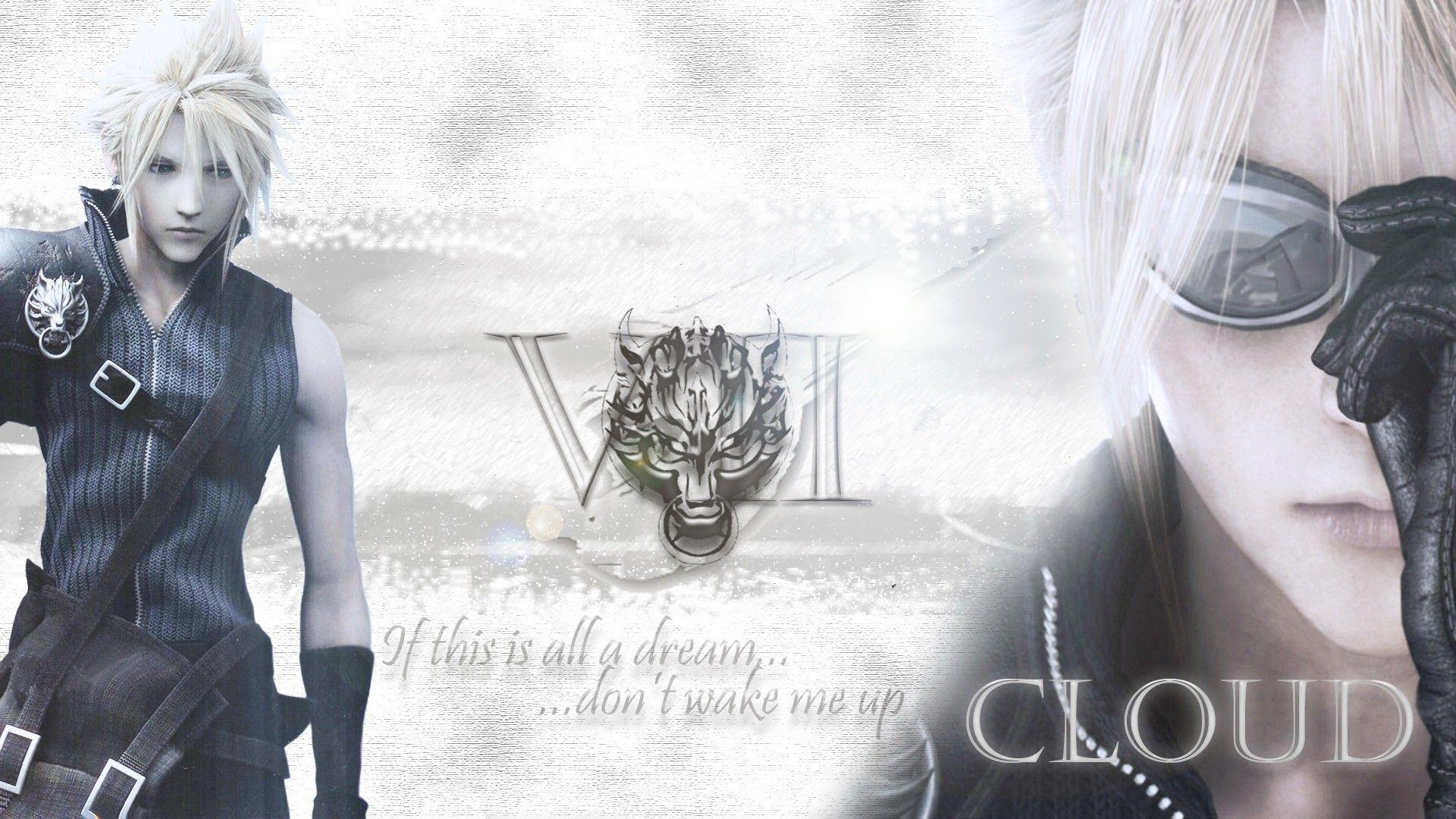 Cloud Strife Final Fantasy 7