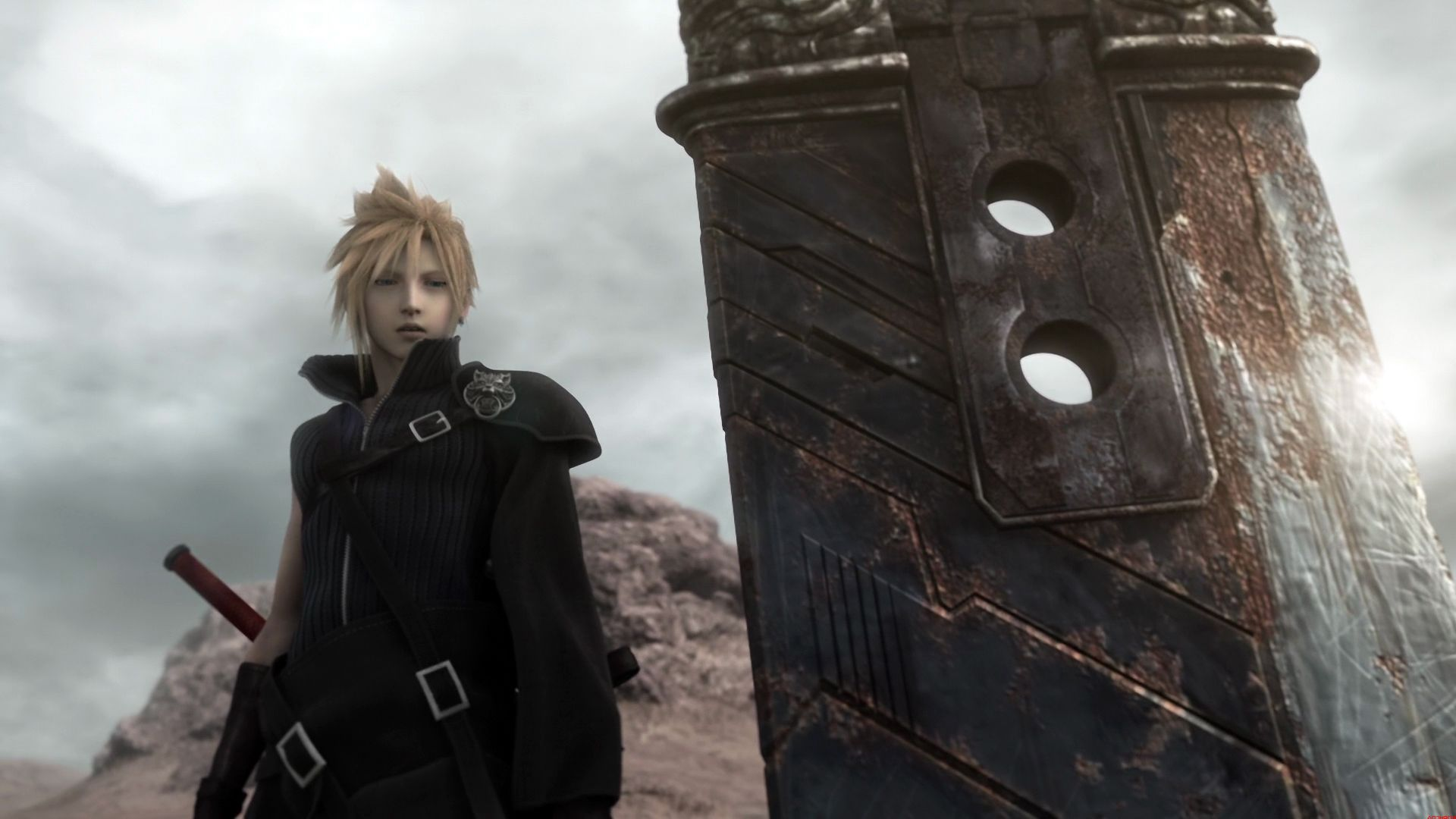 Cloud Strife Remake Of Final Fantasy