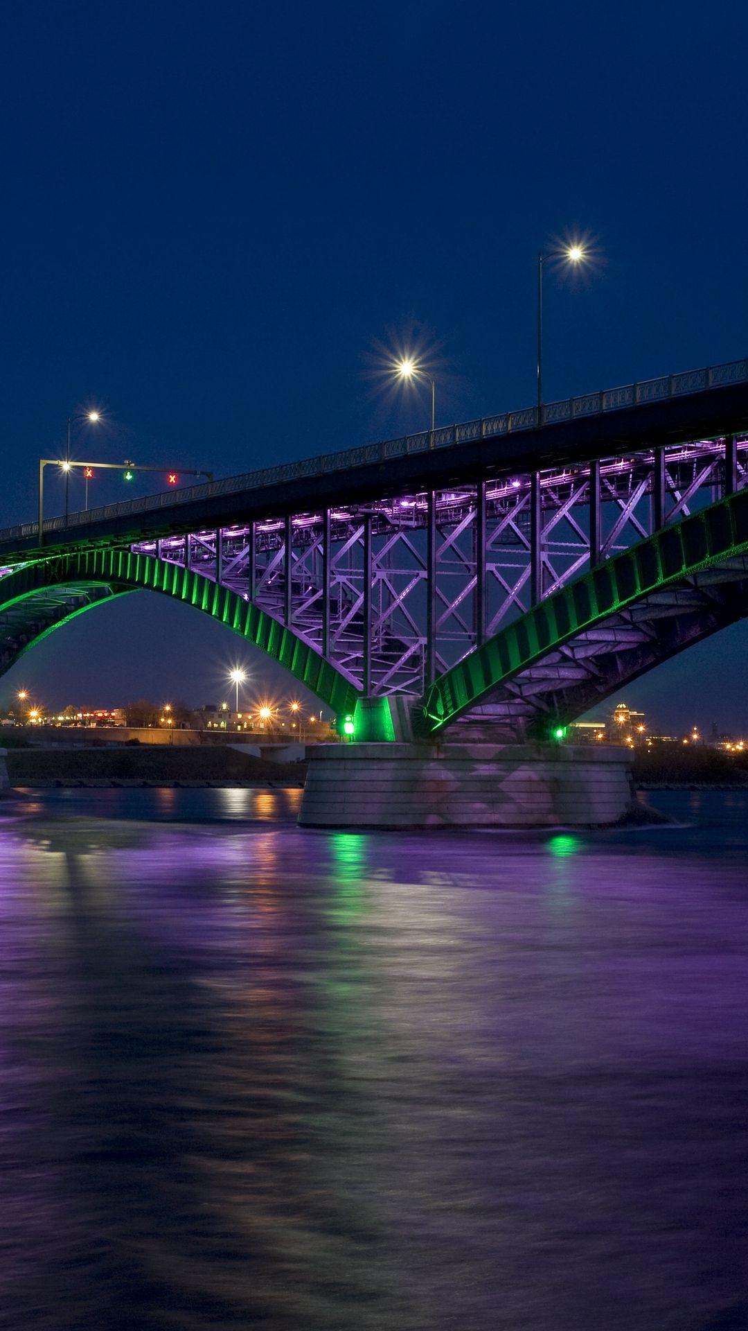 Communal Bridge Lighting