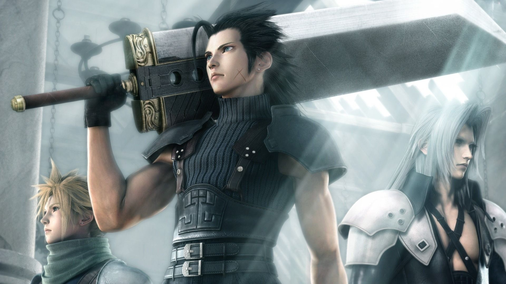 Crisis Core Final Fantasy Vii Characters