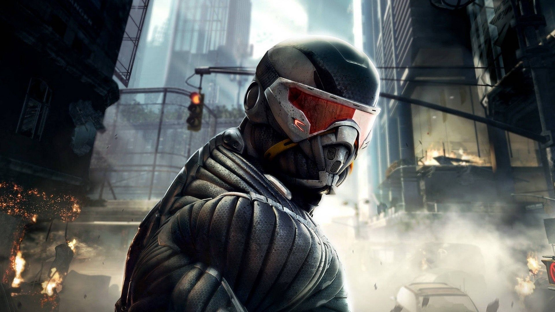 Crysis 2 Pictures On The Avu