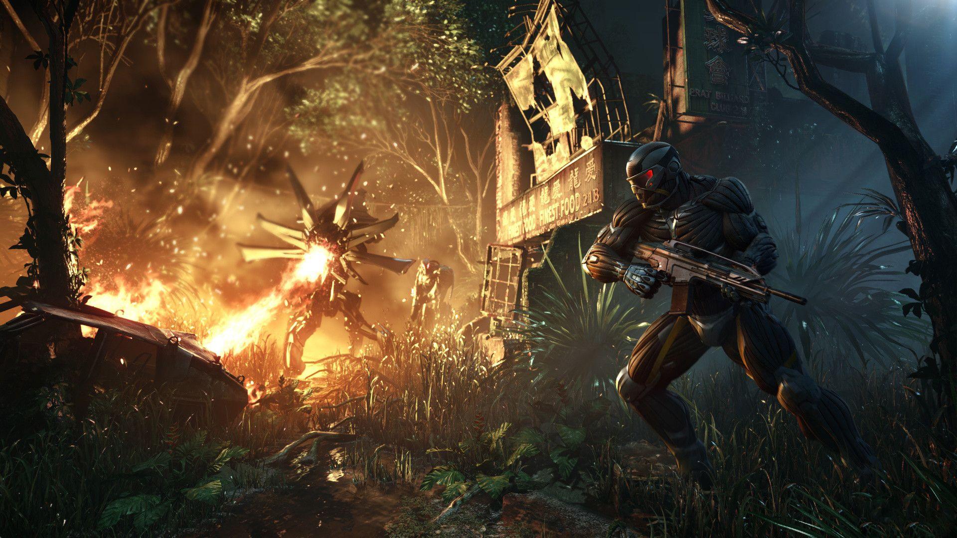 Crysis 3 Apocalypse