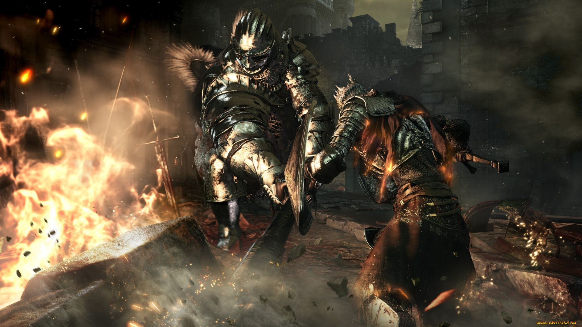 Dark Souls Iii Bosses