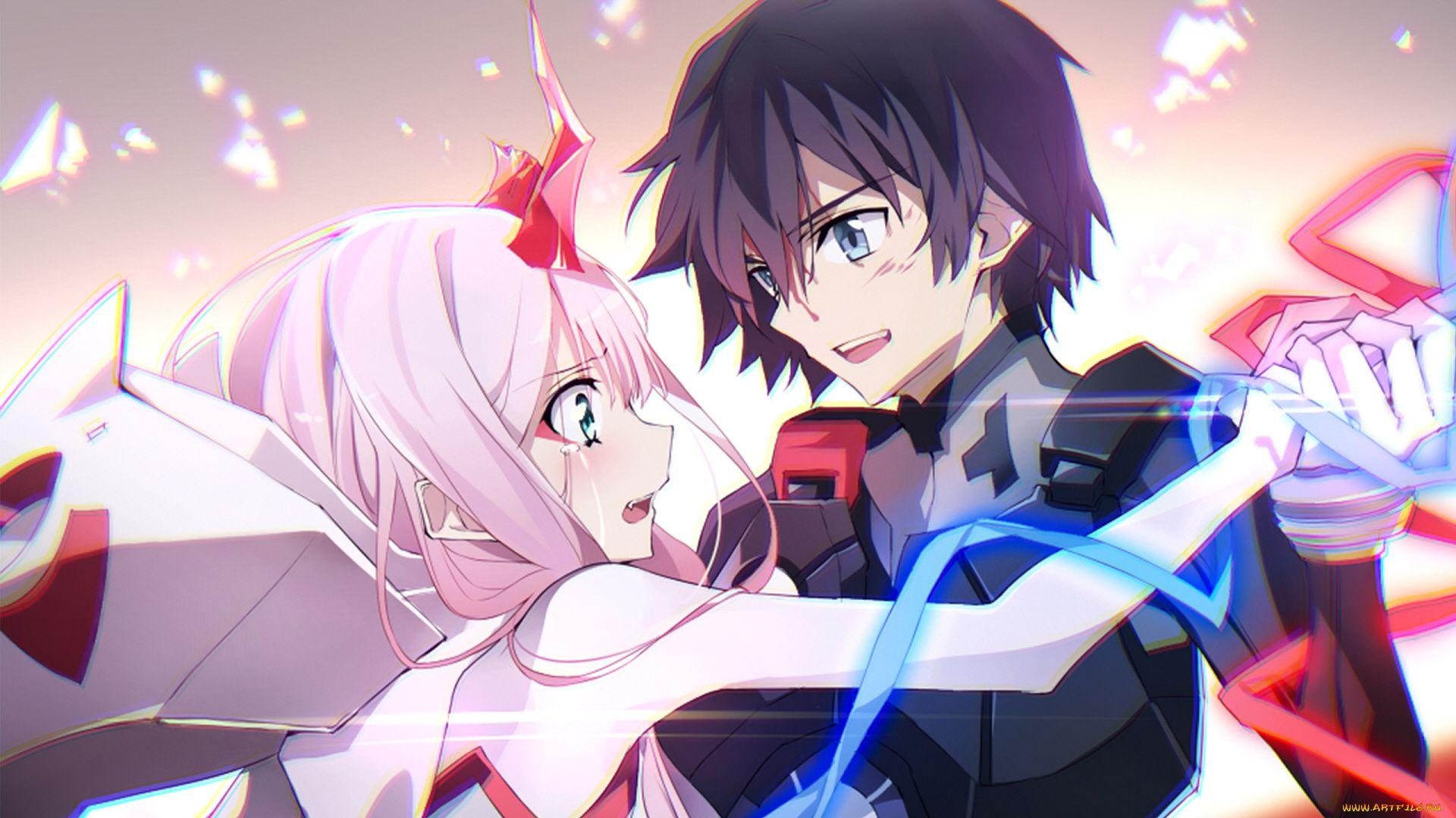 22 Darling In The Franxx Wallpapers Wallpaperboat