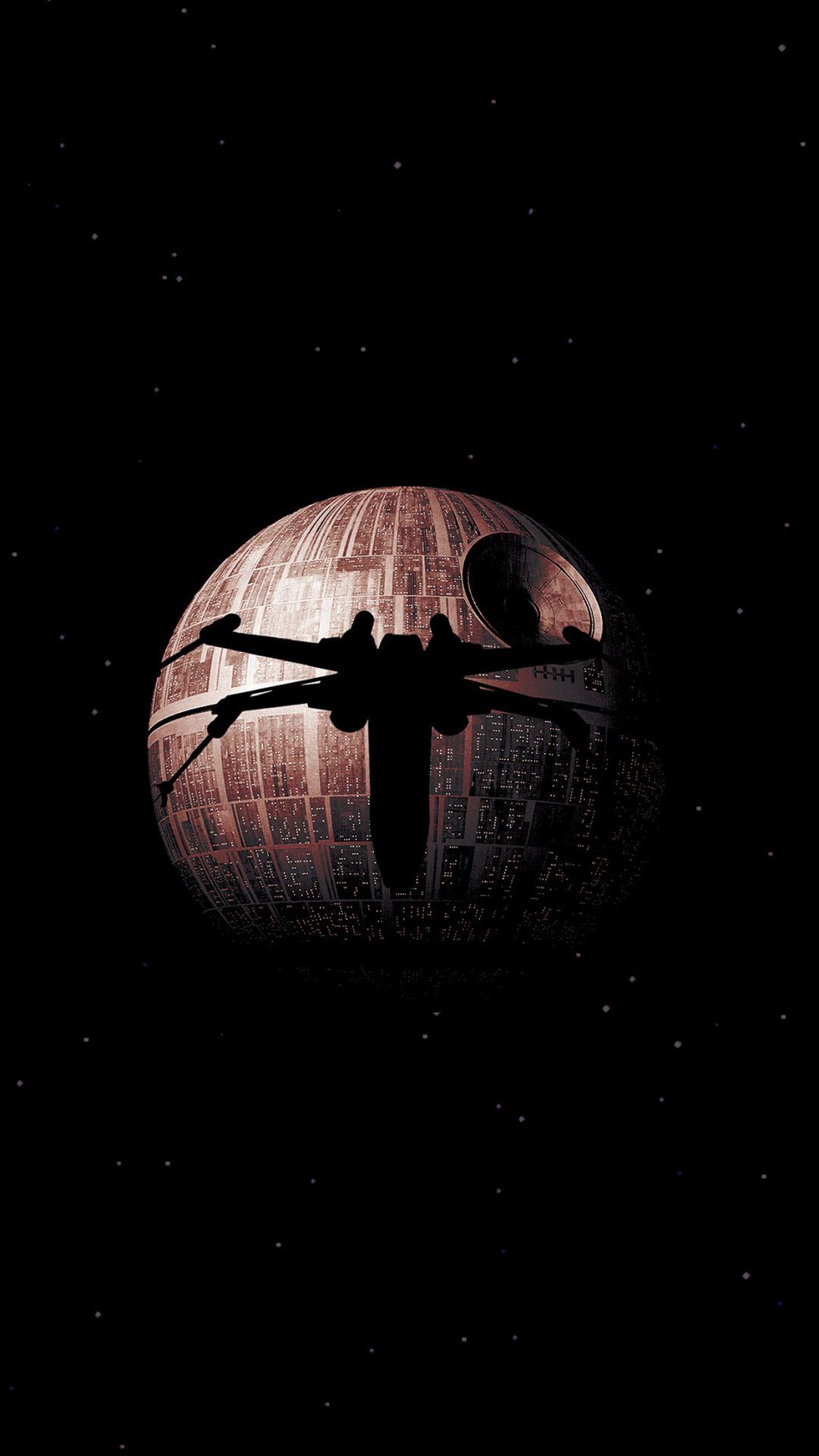 Death Star Minimalism