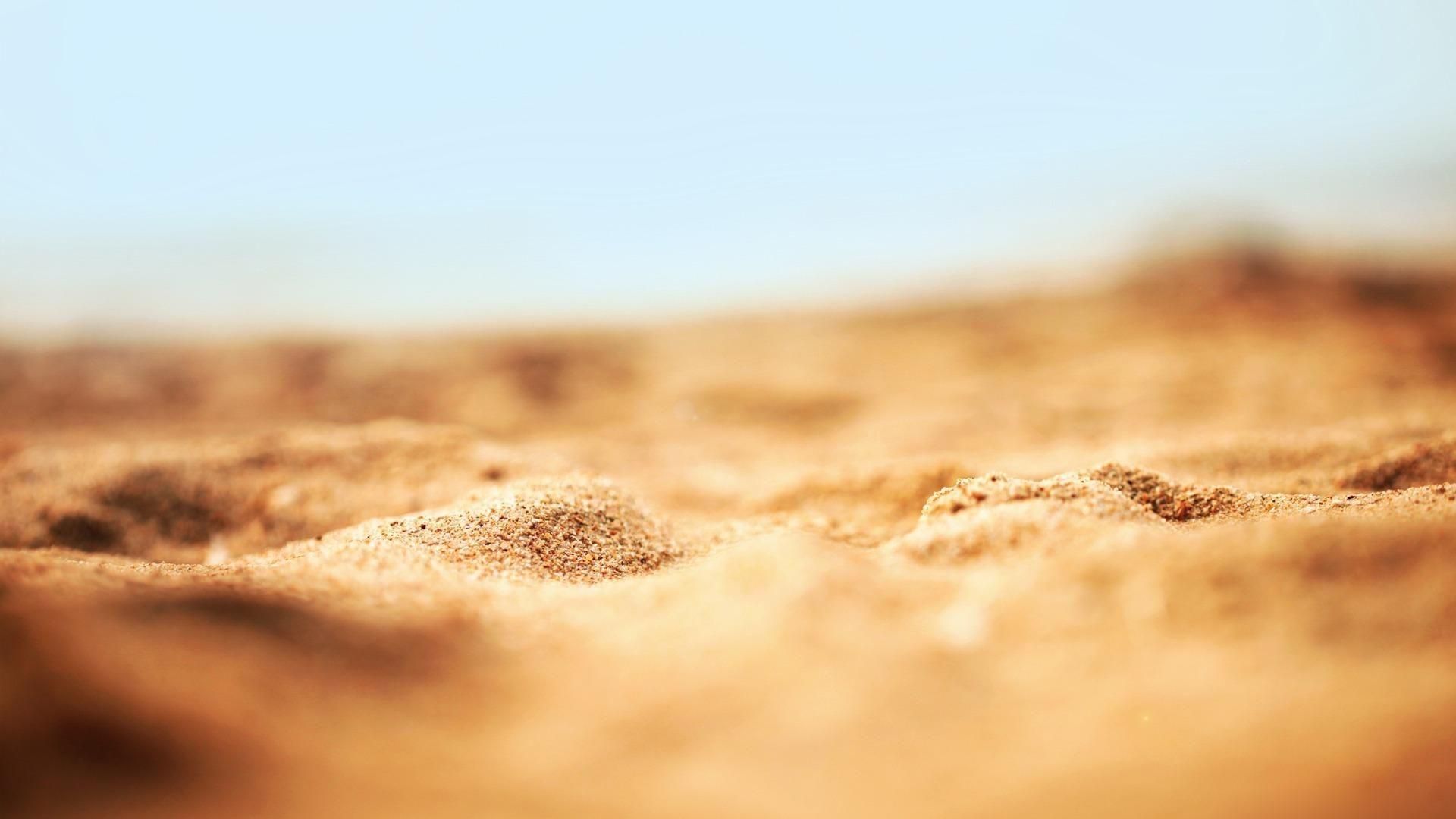 Desert Sand Footage