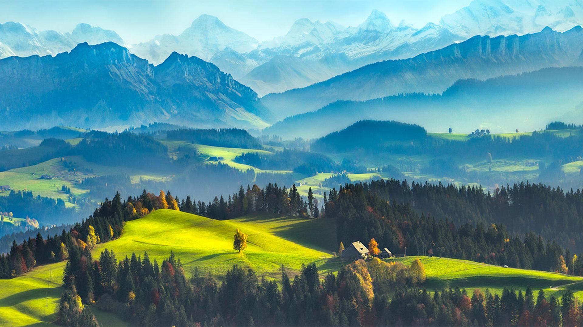 Desktop Wallpapers Beautiful Mountains
