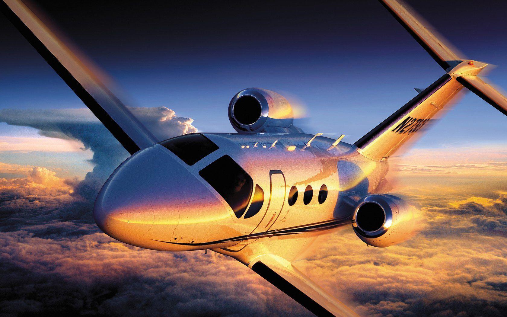 Desktop Background Aircraft