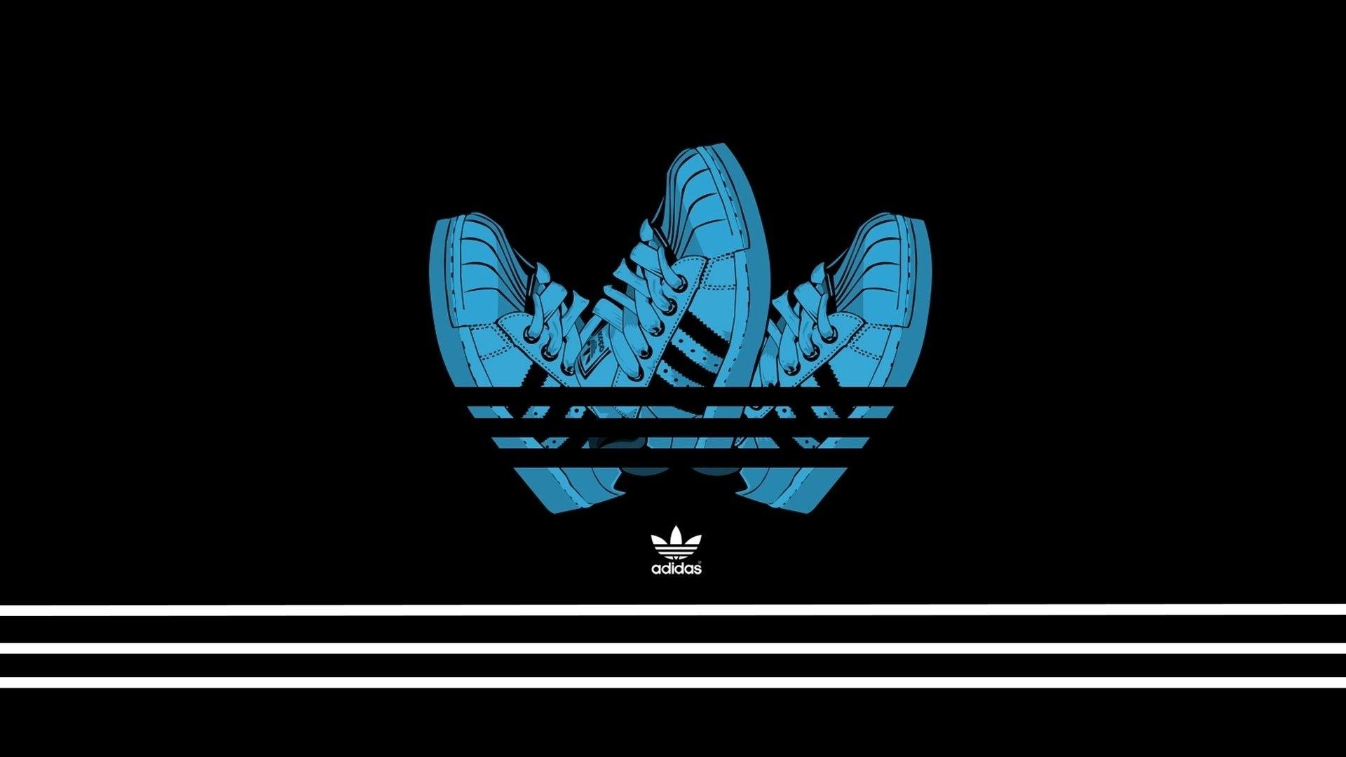 Download Logo Adidas Wallpaper