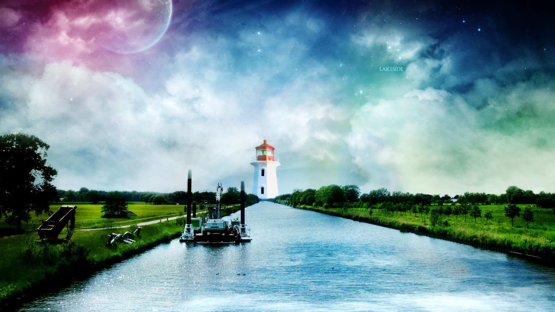 Dreams World, Lighthouse