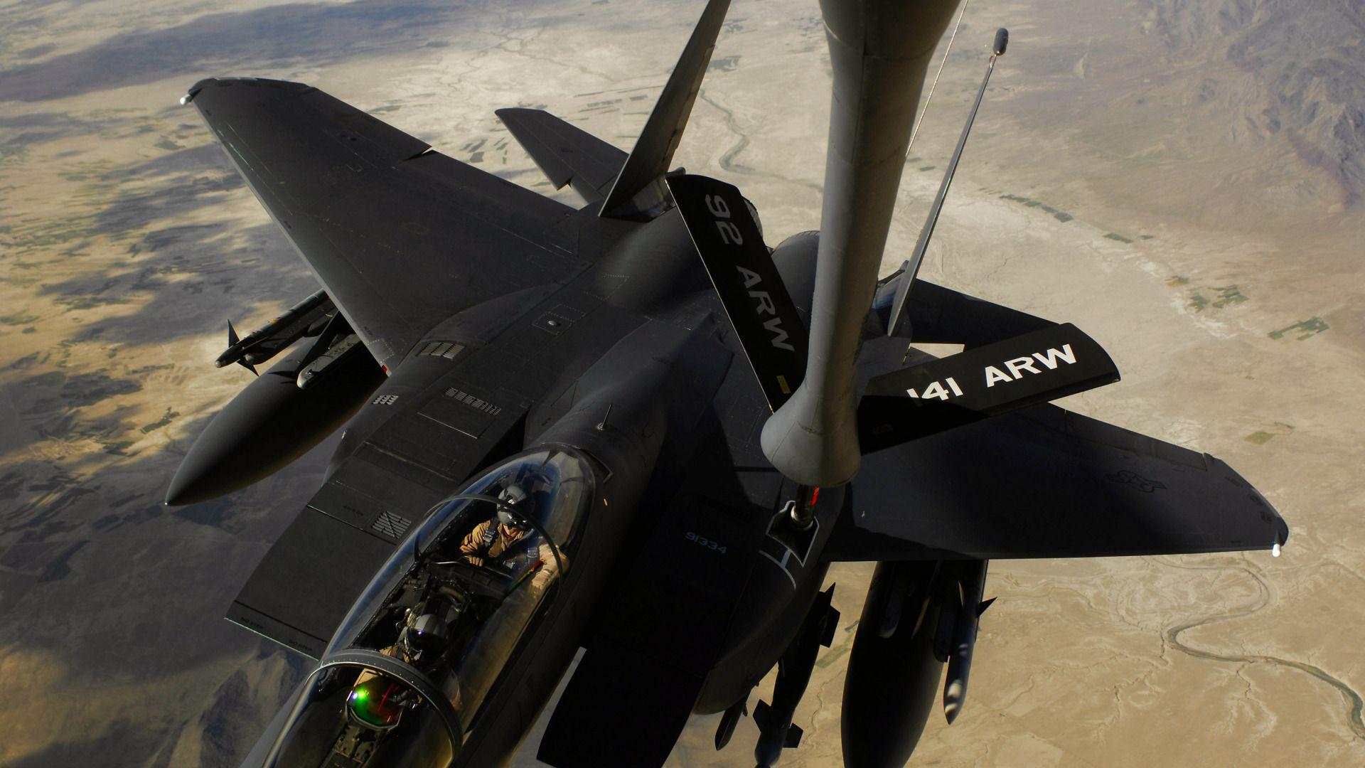 F 15e Strike Eagle Photo