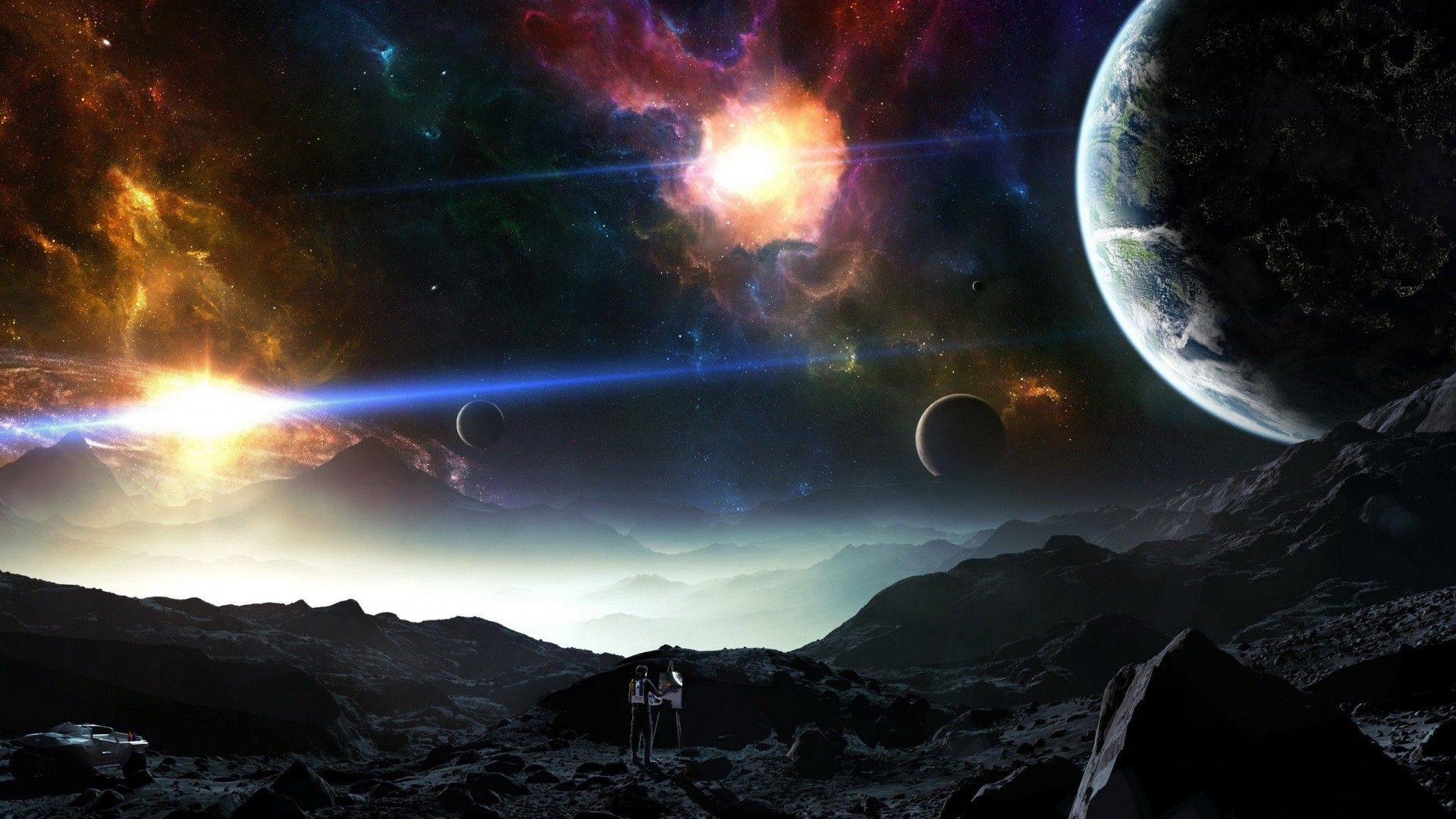 Fantastic Space Pictures