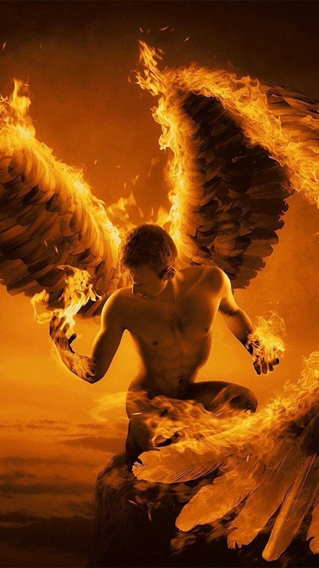 Fiery Angel, The Man