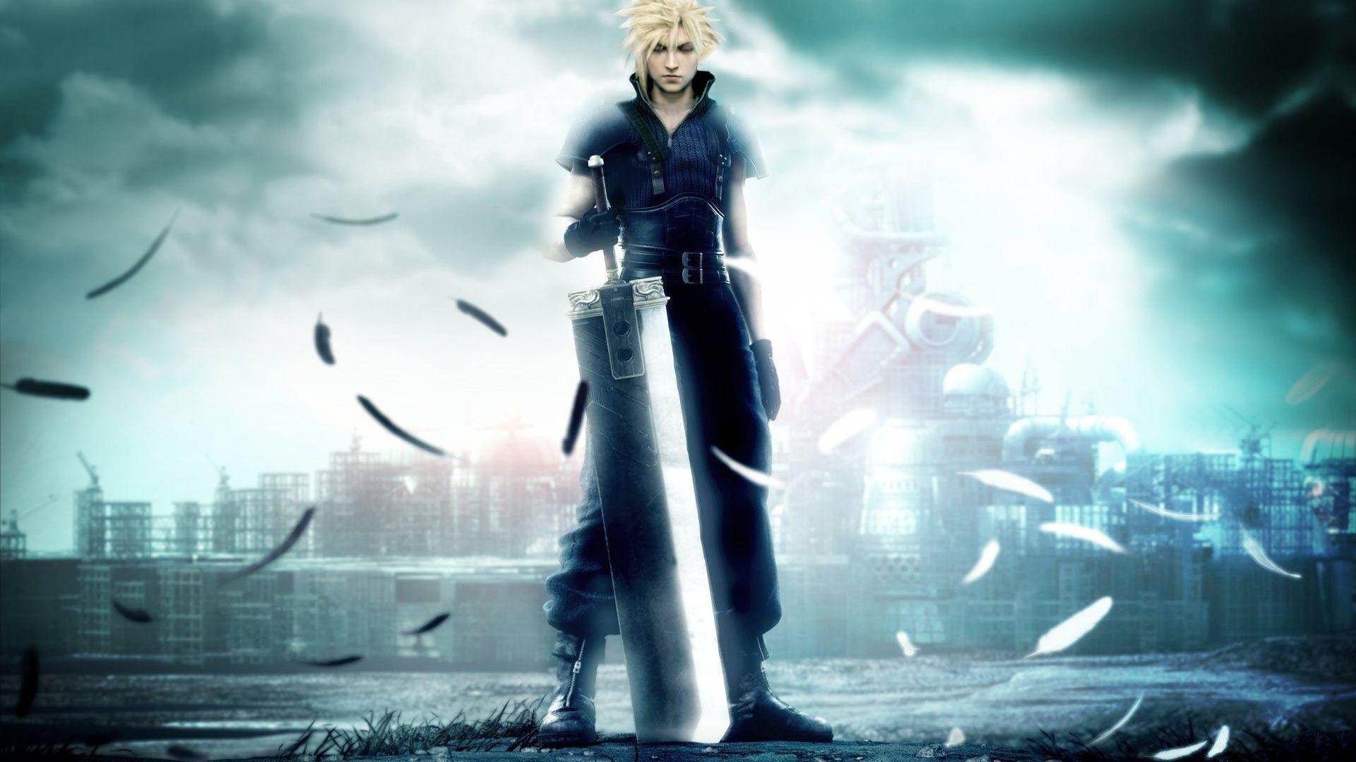 Final Fantasy 7 Advent Children