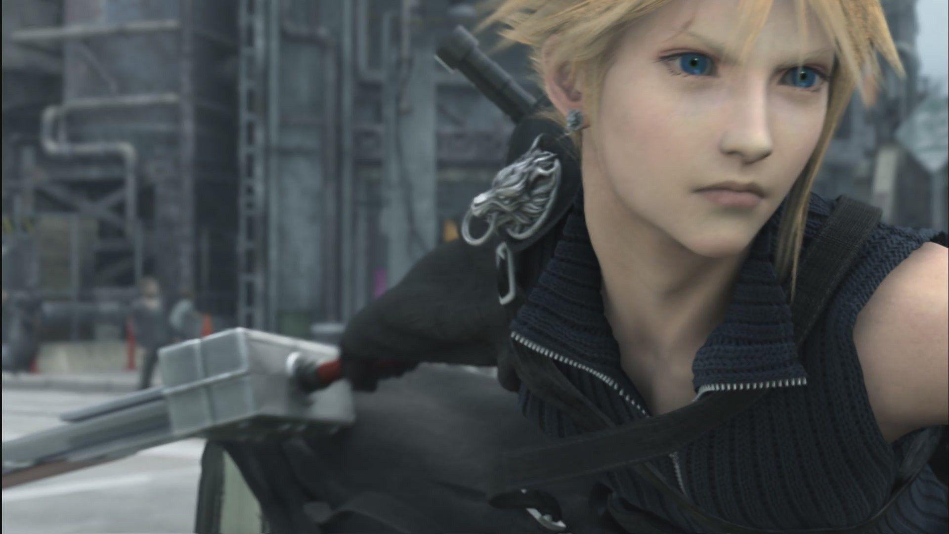 Final Fantasy 7 Cloud