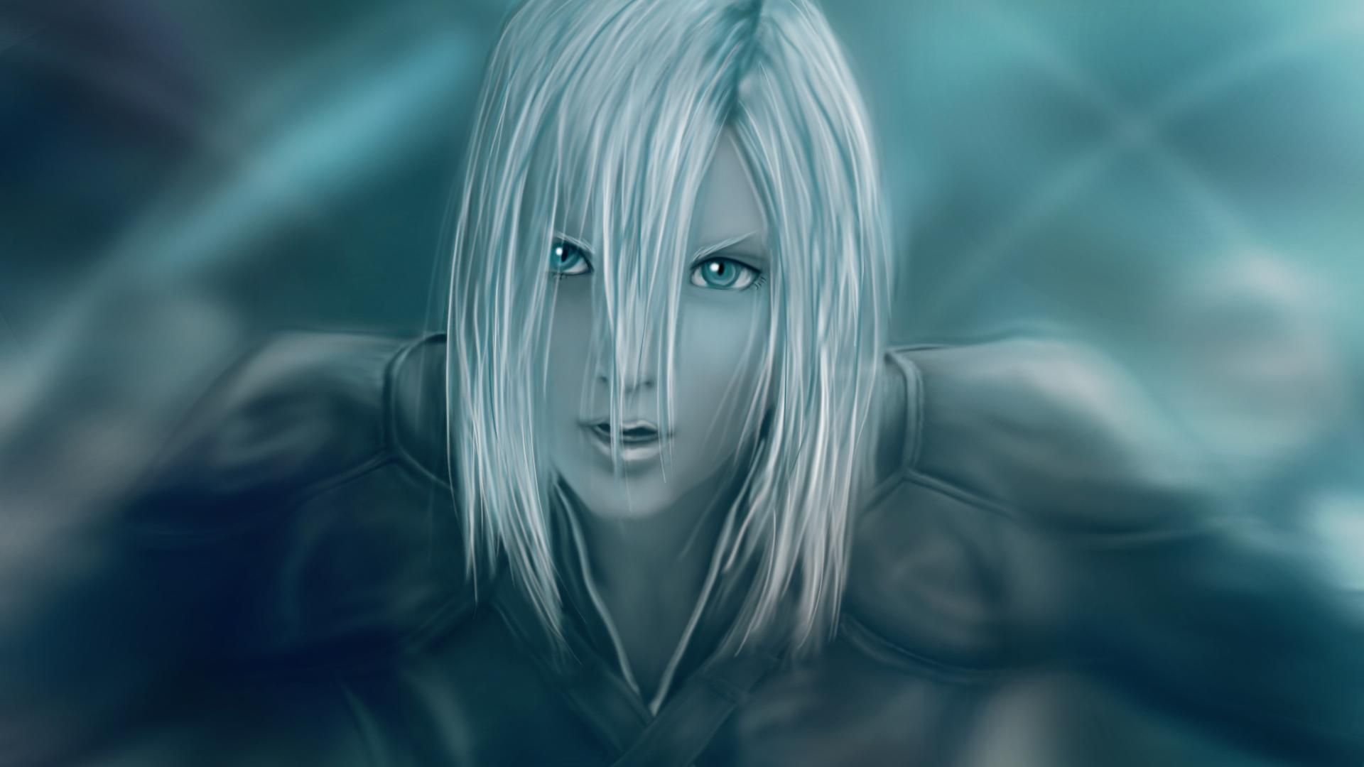 Final Fantasy Kadaj Wallpaper