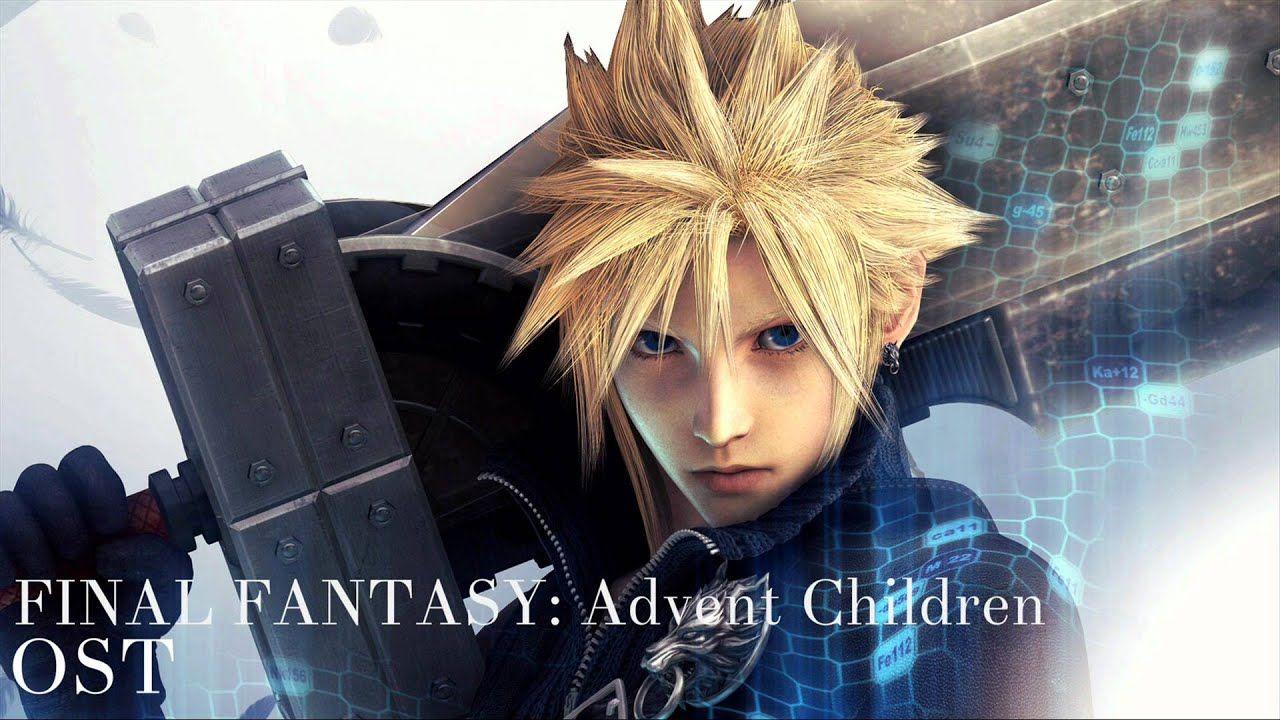 Final Fantasy Xv Cloud Strife 1