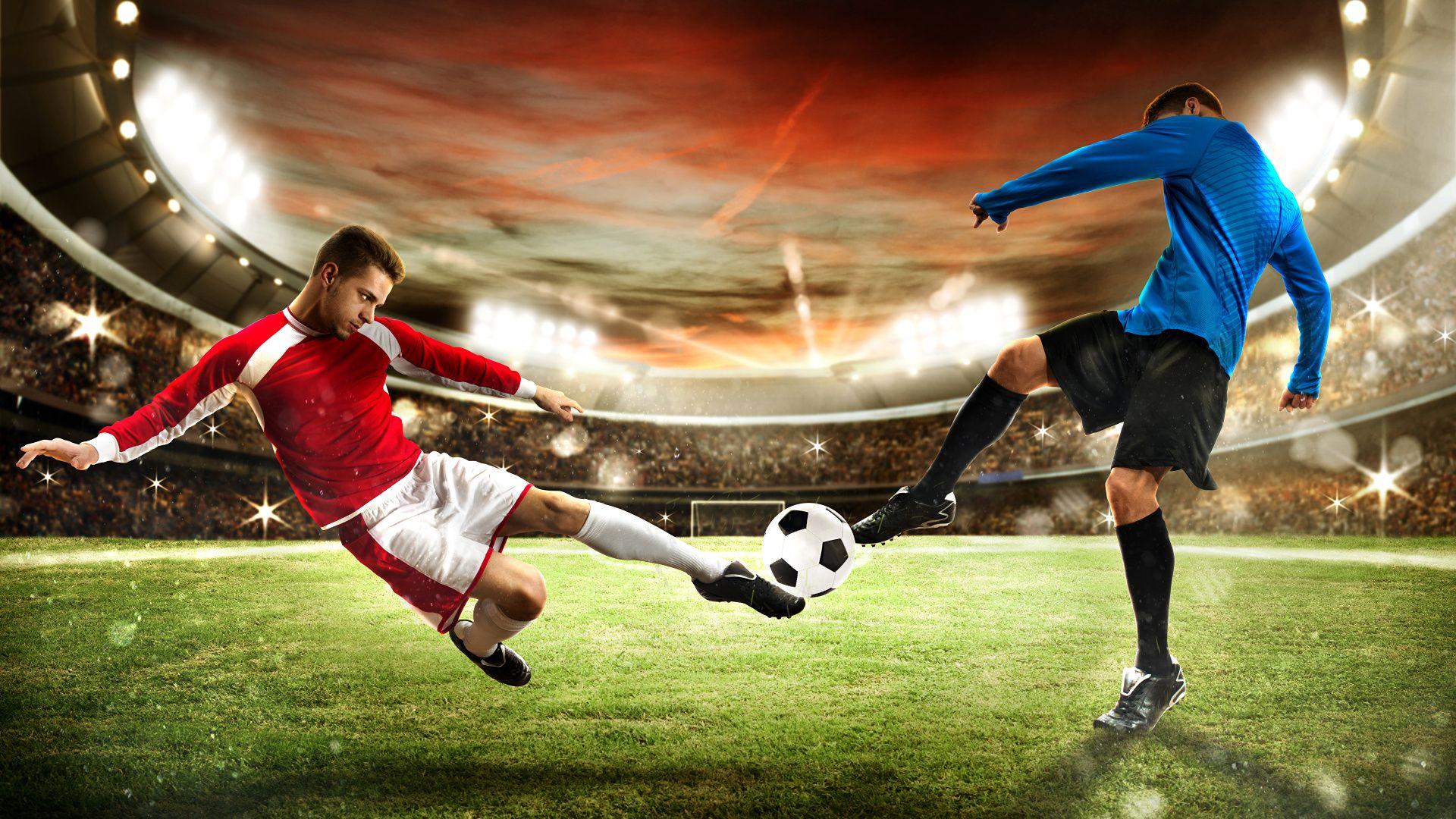 Football Beautiful Photo