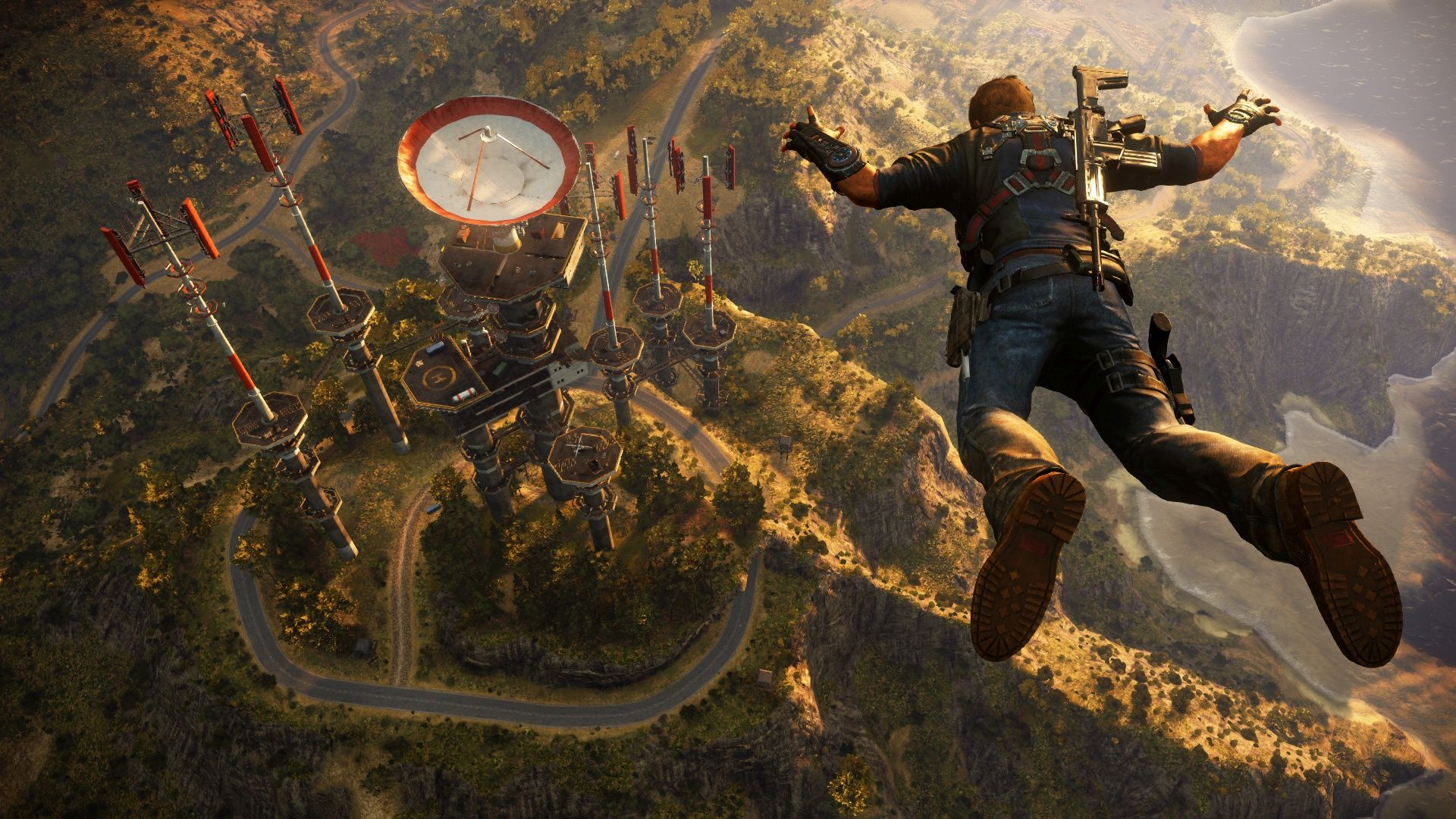 Game For Pc Just Cause 4 Photos