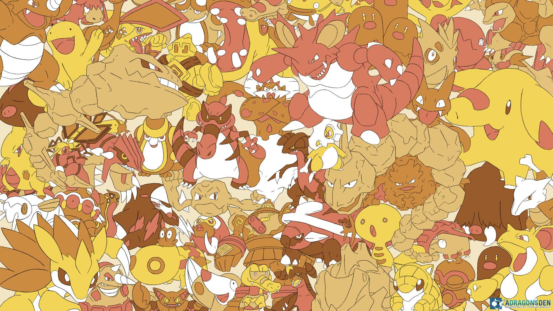 Ground Pokemon