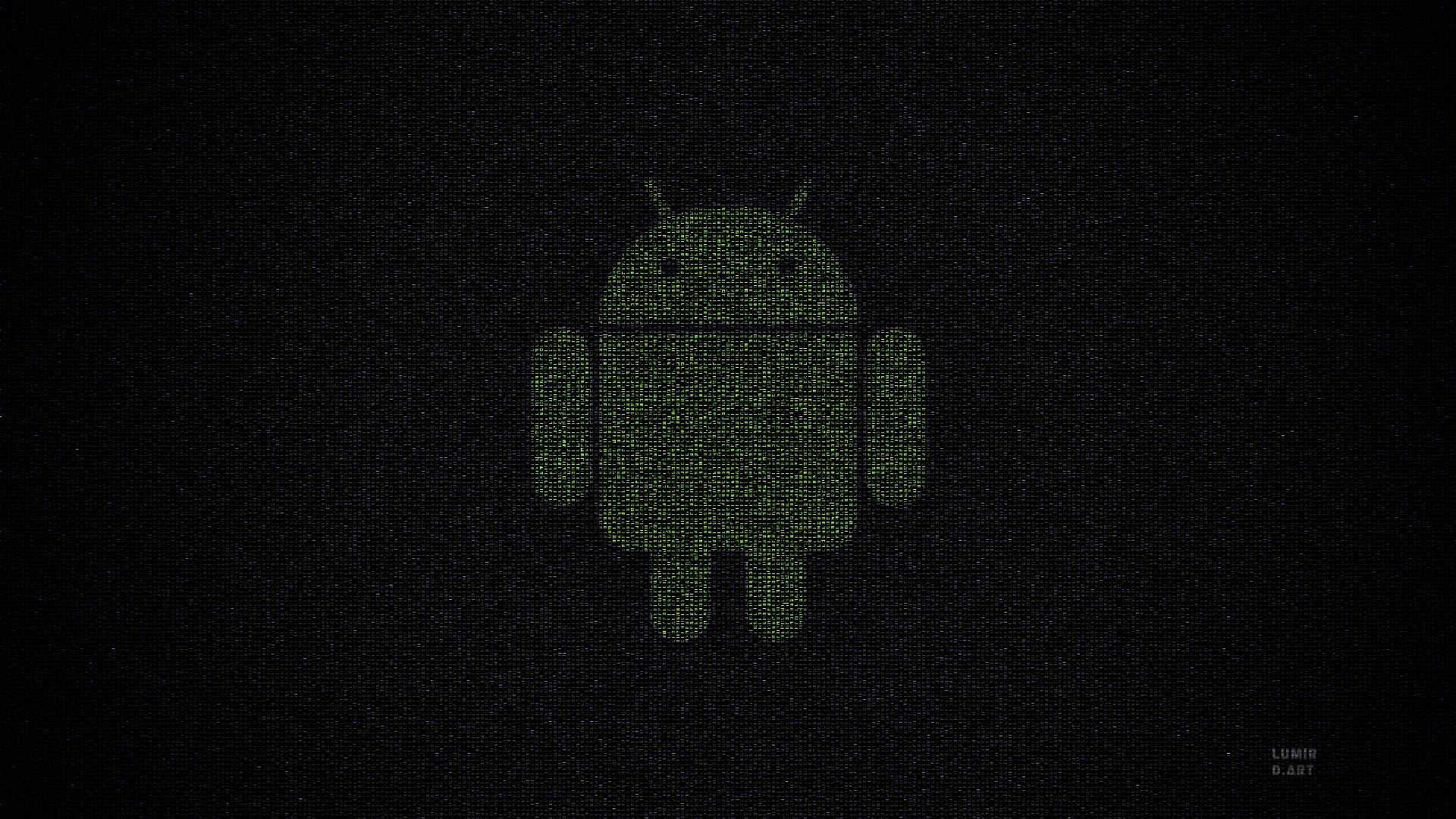 Hacker Pixel