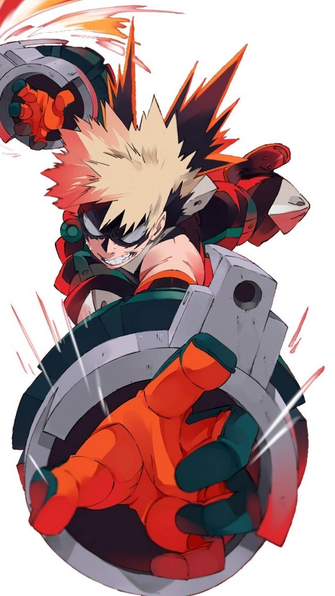 Hero Academy Bakuga