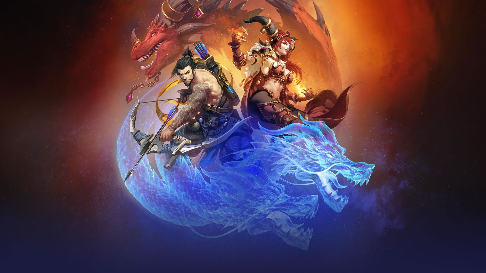 Heroes Of The Storm Dragons Nexus