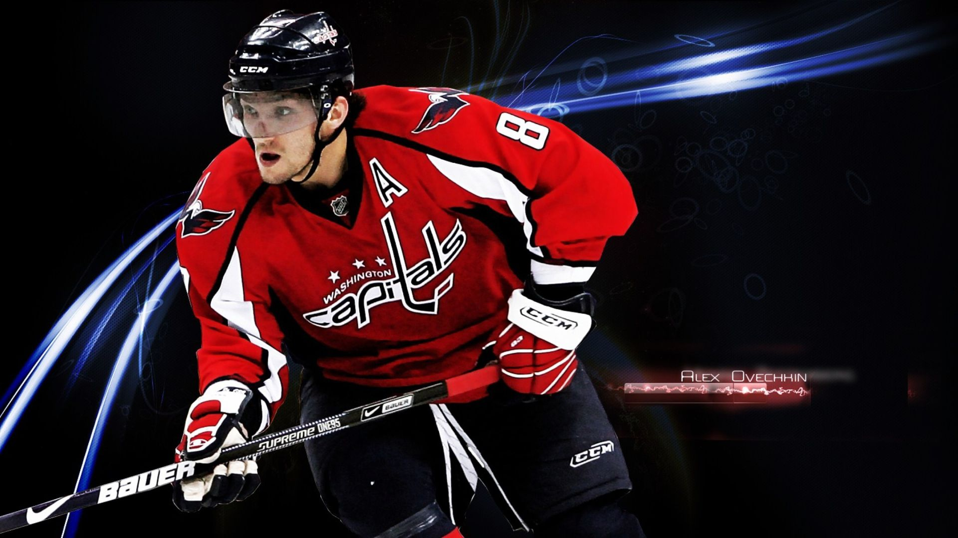 Hockey Wallpaper Ovechkin