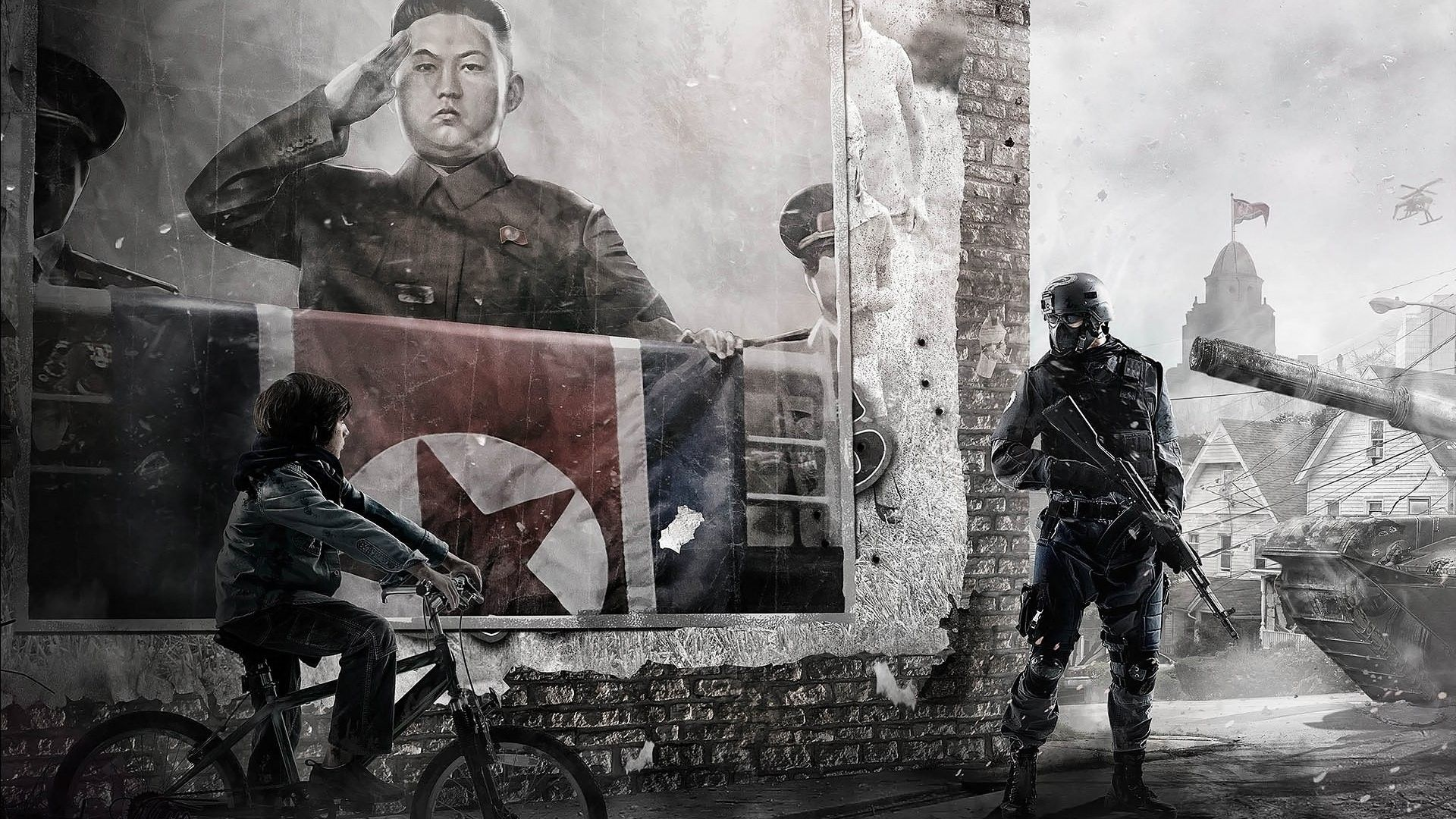 Homefront The Revolution Wallpaper