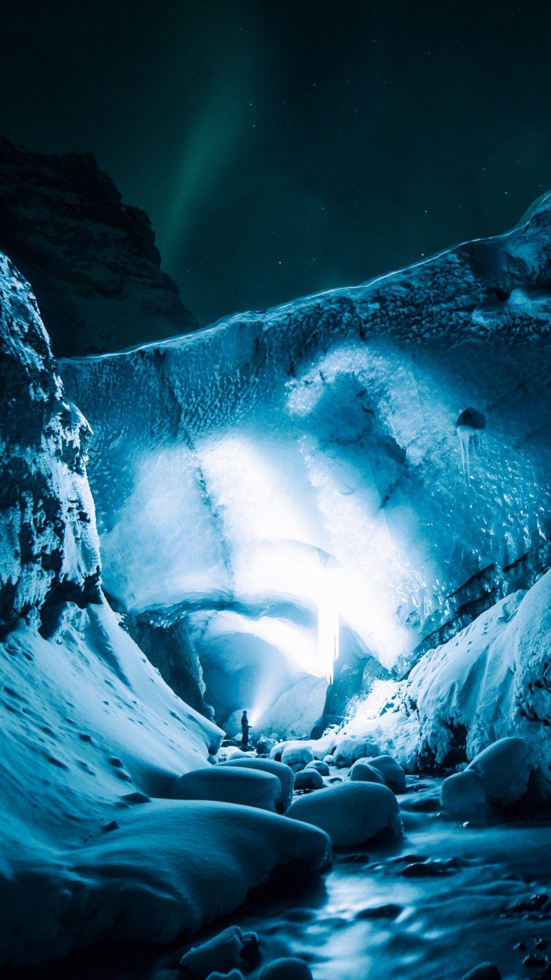 Ice Cave 4k