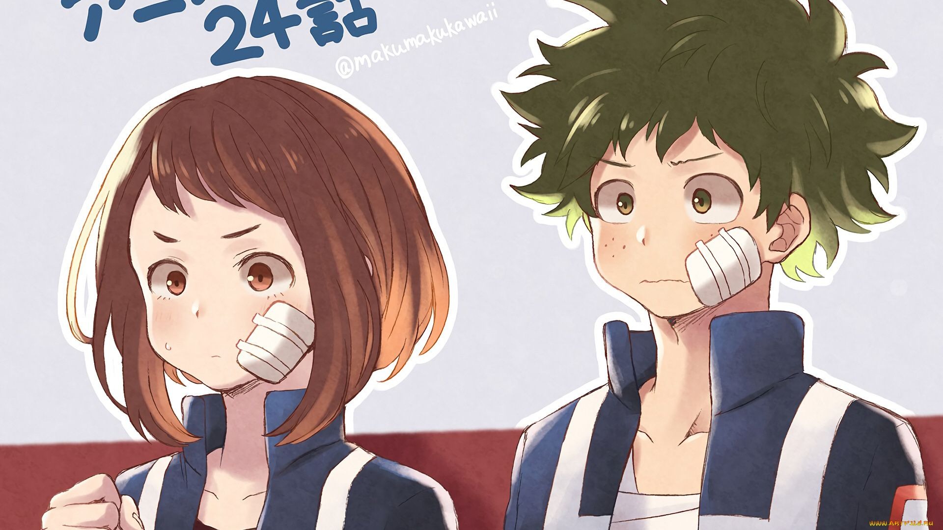16 My Hero Academia Uraraka Wallpapers Wallpaperboat
