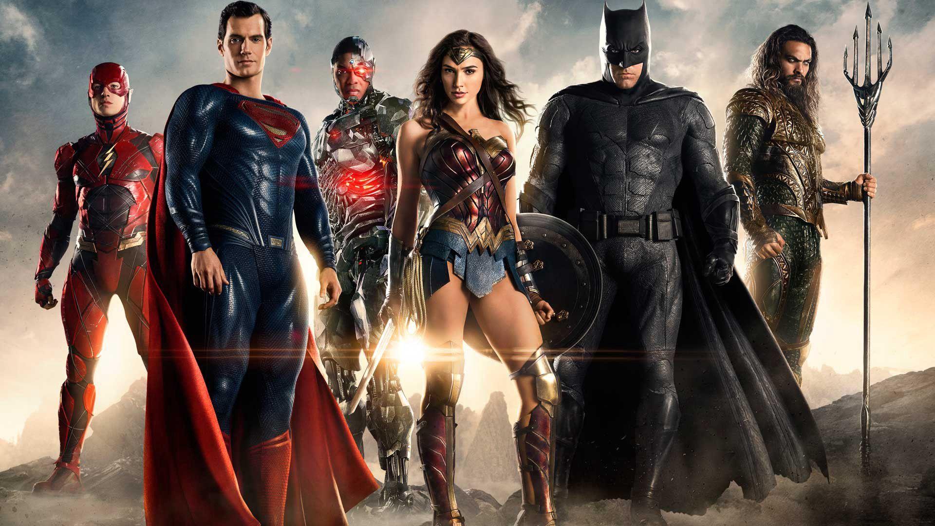 Justice League Movie 2