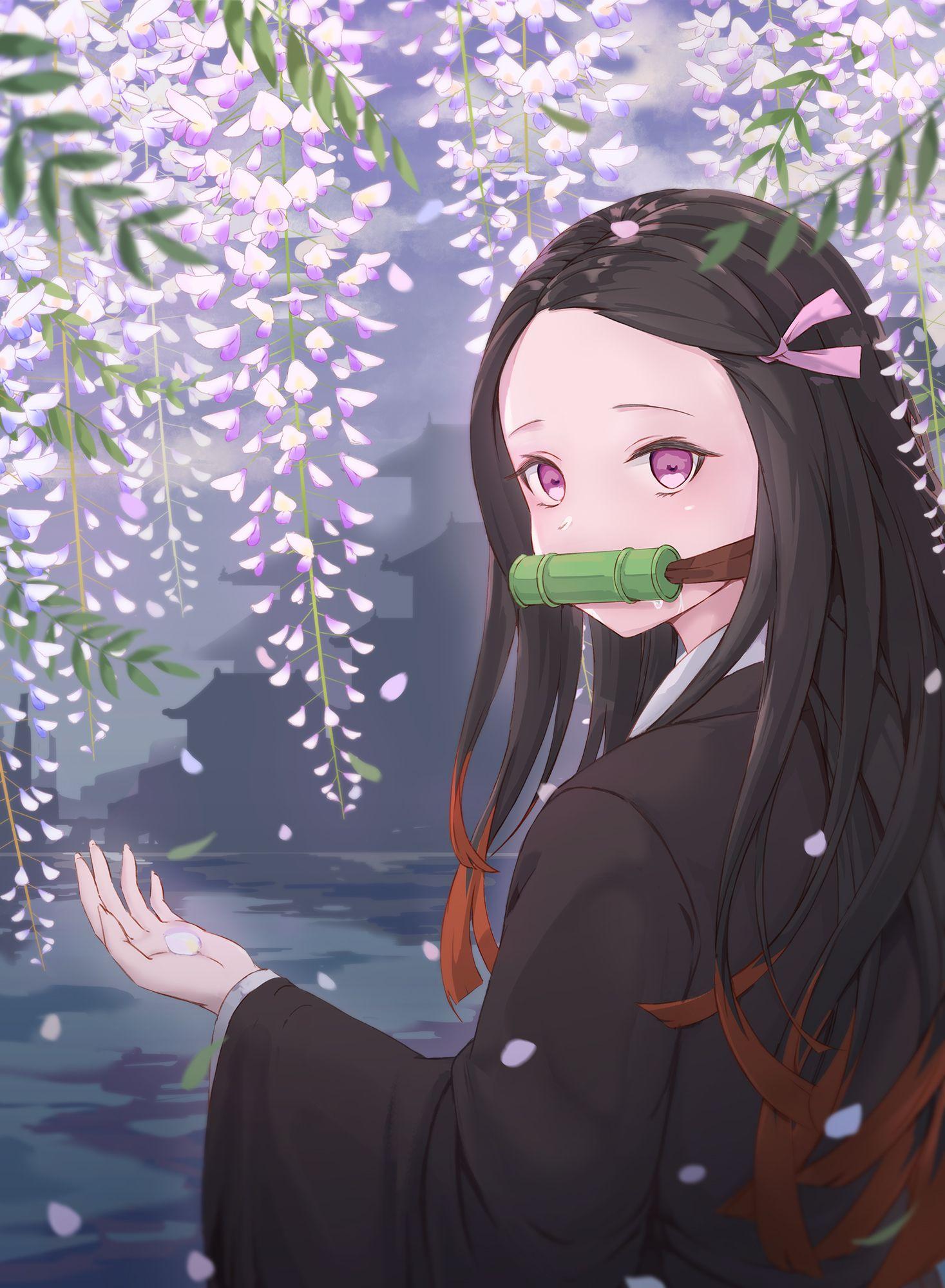 Kamado Nezuko Kimetsu No Yaiba