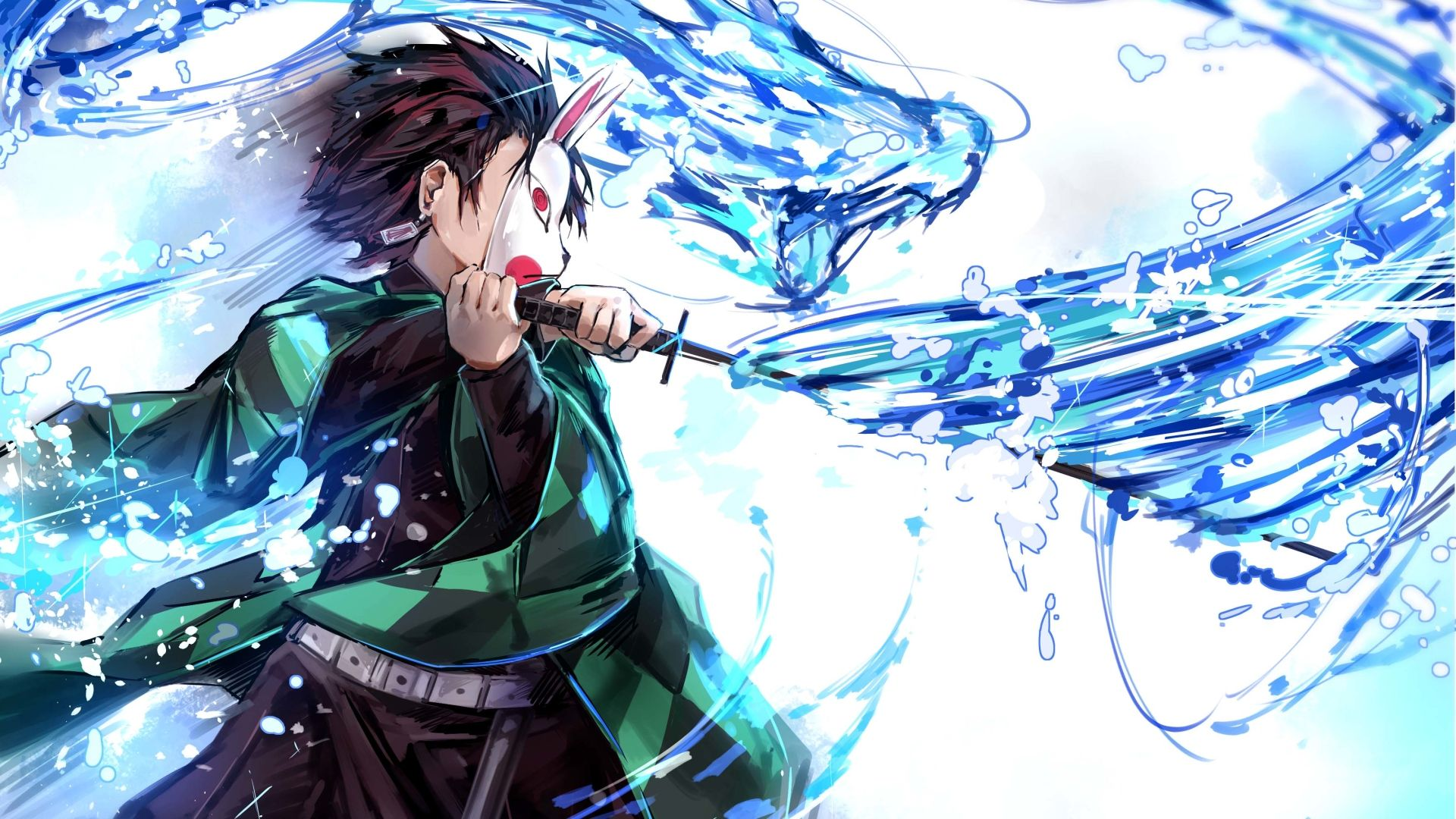 31 Demon Slayer Kimetsu No Yaiba Wallpapers Wallpaperboat