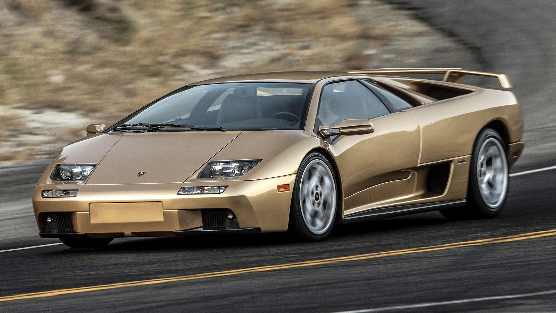 Lamborghini Diablo 2001