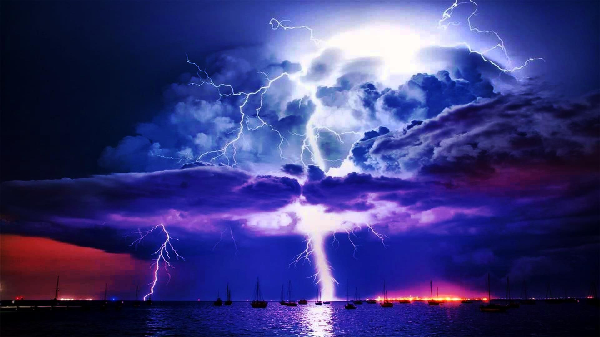 Lightning Of Catatumbo