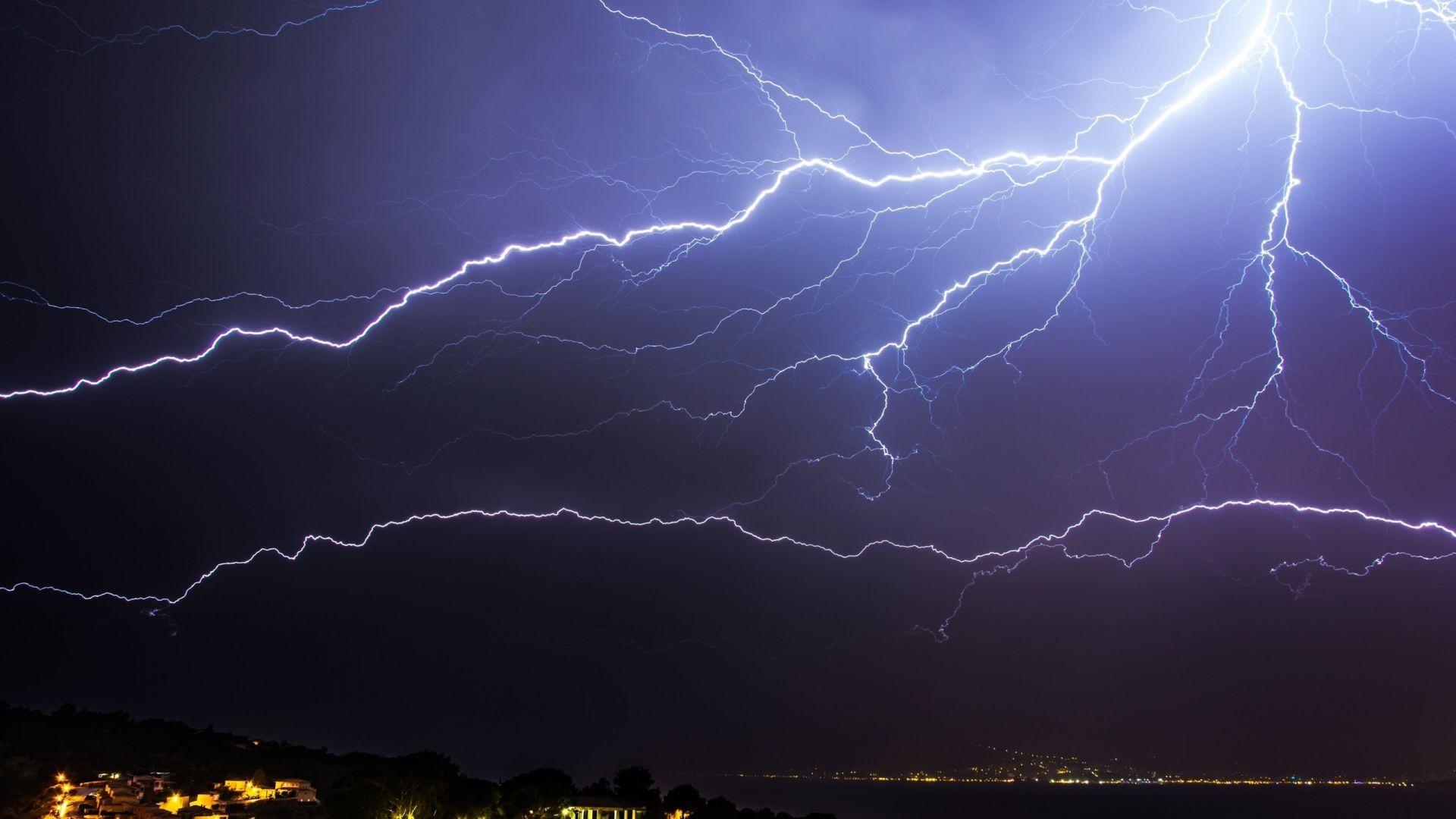 Lightning Photo