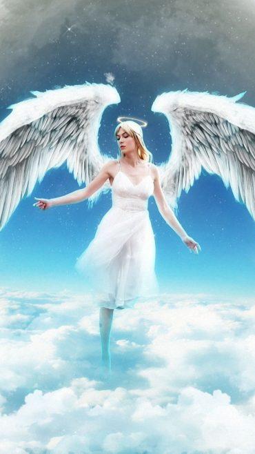 Live Wallpaper Angels