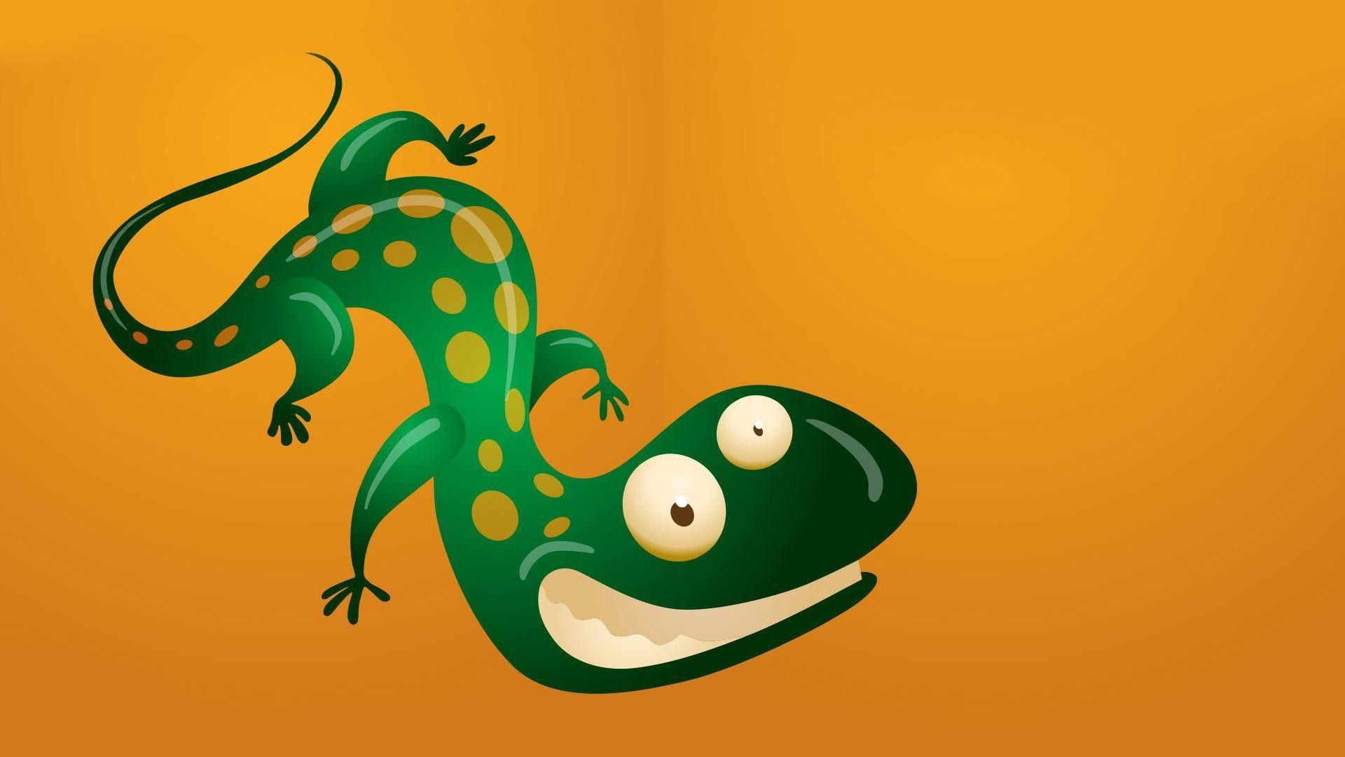 Lizard Background
