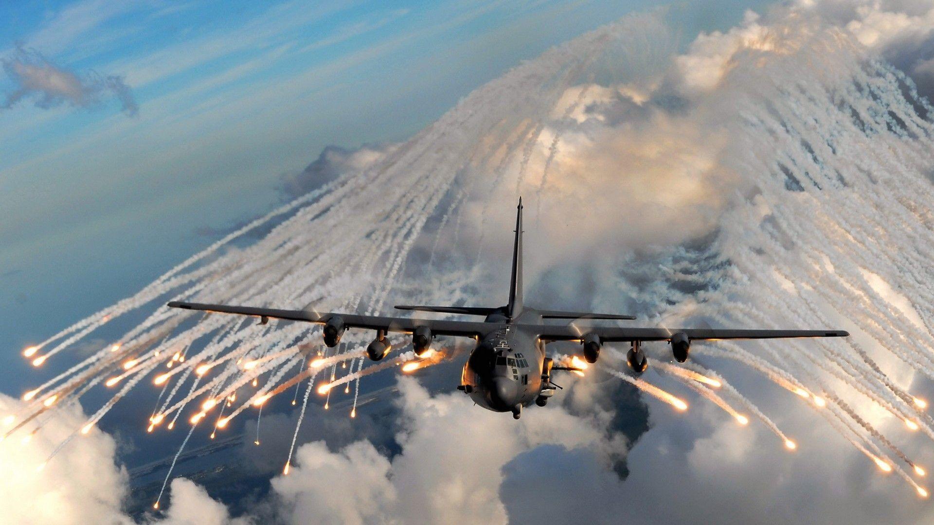 Lockheed Ac 130 Spectre Photos