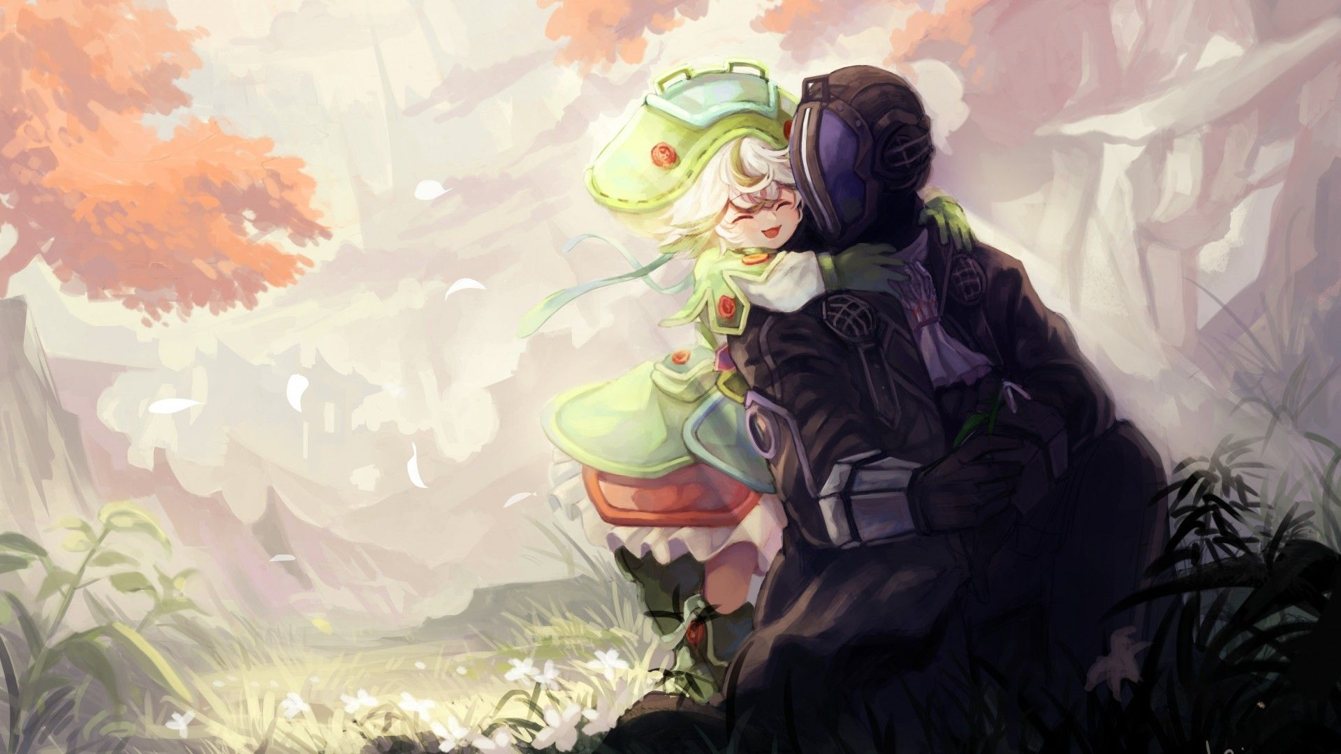 Made In Abyss Bondrewd Art