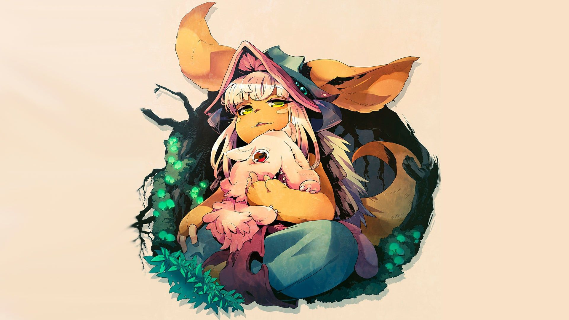 Made In Abyss Fan Art Nanachi