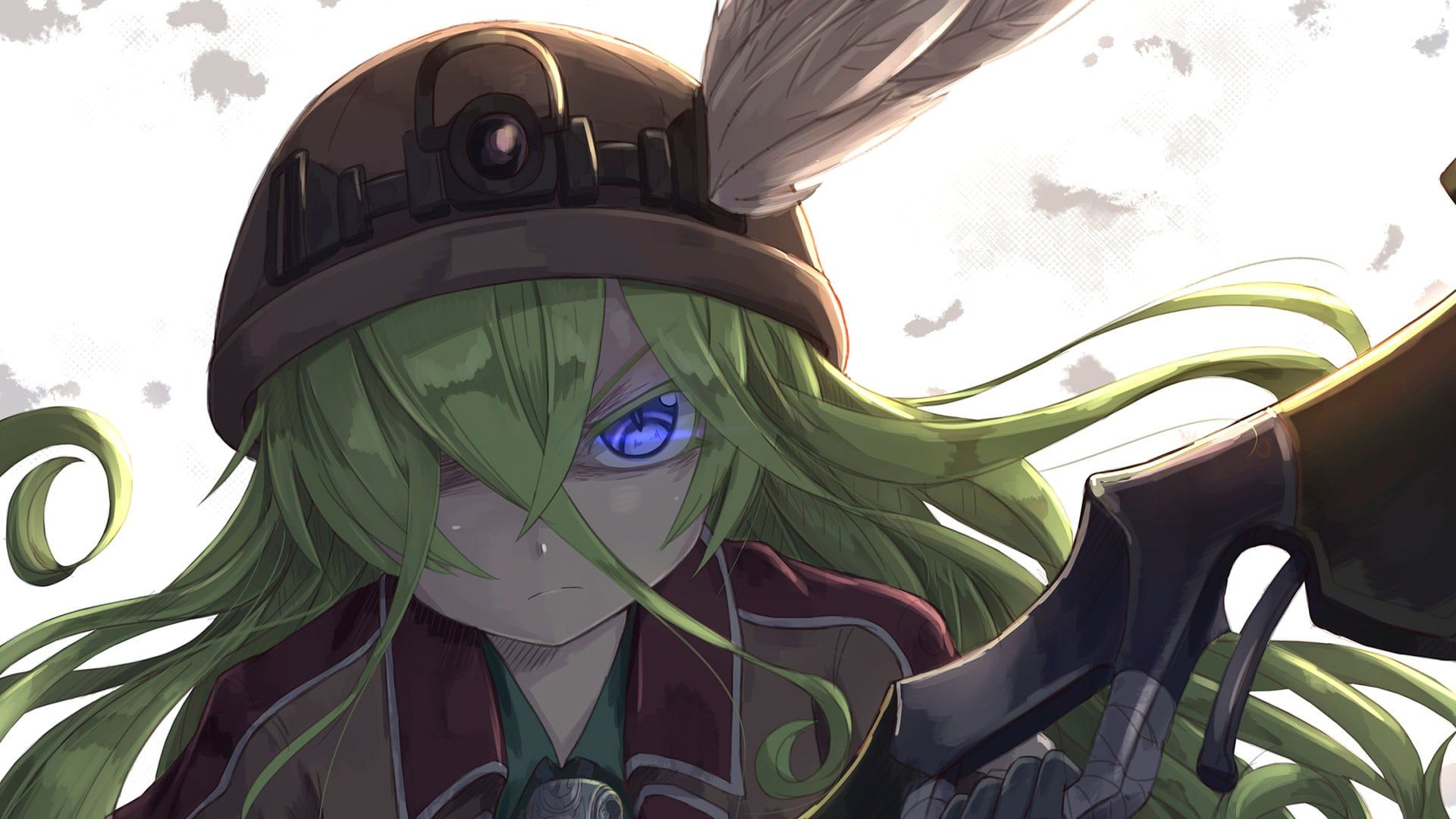 Made In Abyss Lyza
